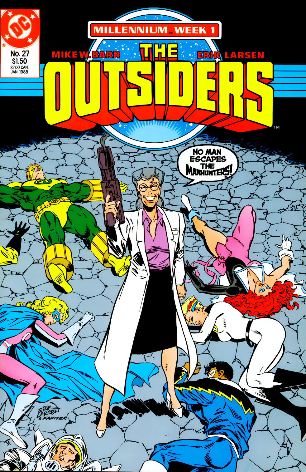 The Outsiders (1985) 27 Page 1