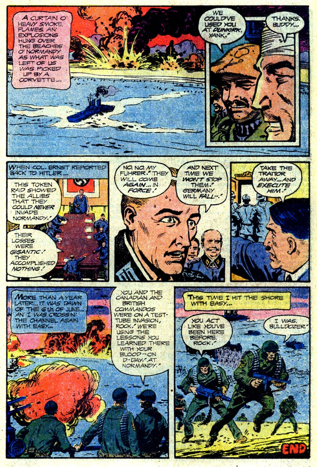 Read online Sgt. Rock comic -  Issue #339 - 13