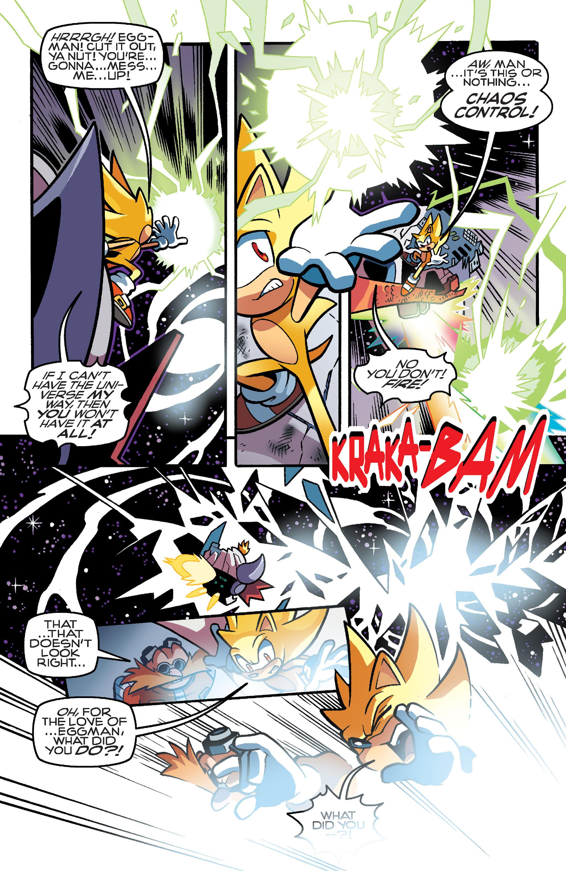 Read online Sonic Mega Man Worlds Collide comic -  Issue # Vol 3 - 115