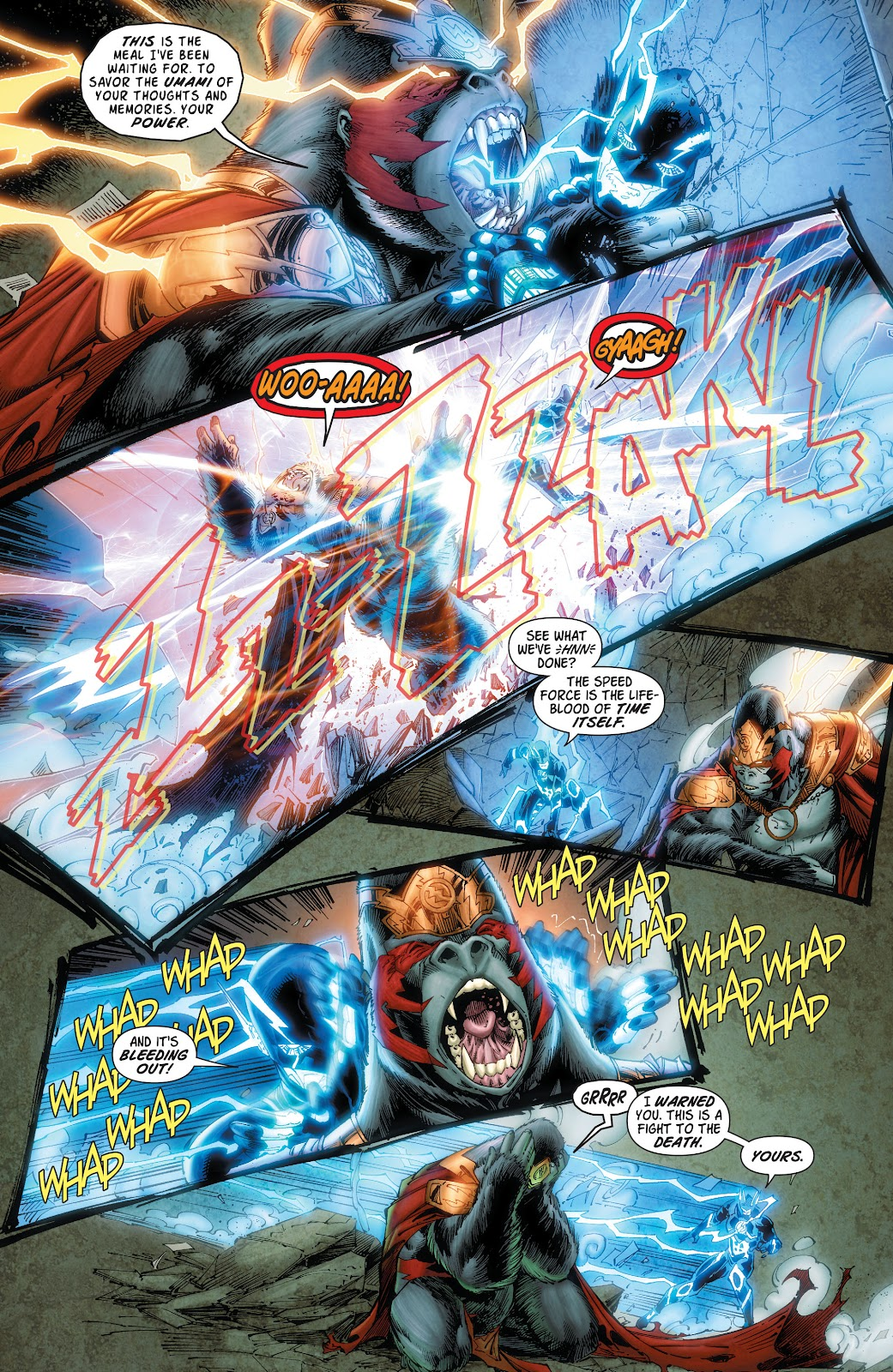 Read online The Flash (2011) comic -  Issue # _TPB 6 (Part 1) - 56