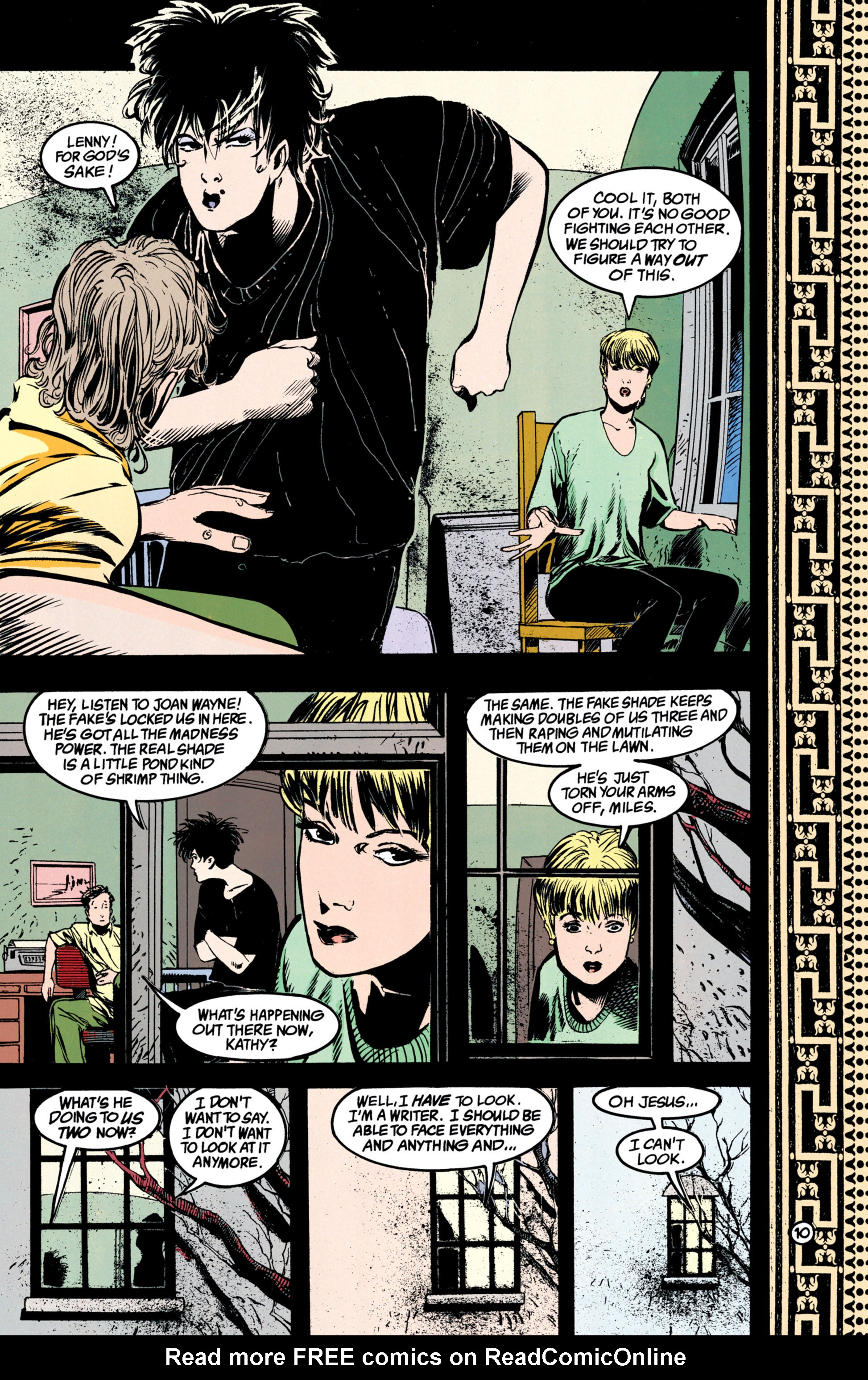 Read online Shade, the Changing Man comic -  Issue #39 - 11