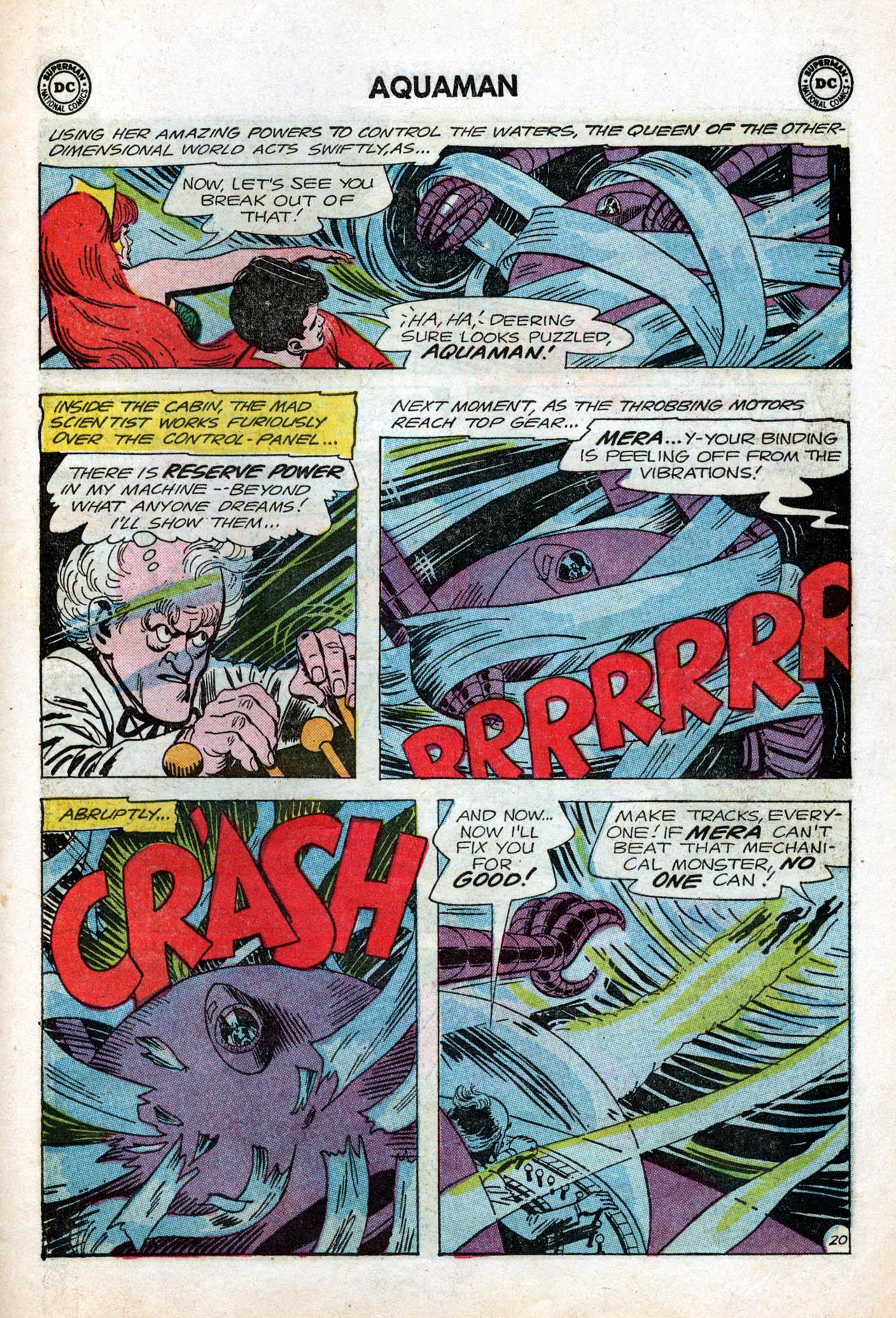 Read online Aquaman (1962) comic -  Issue #15 - 27