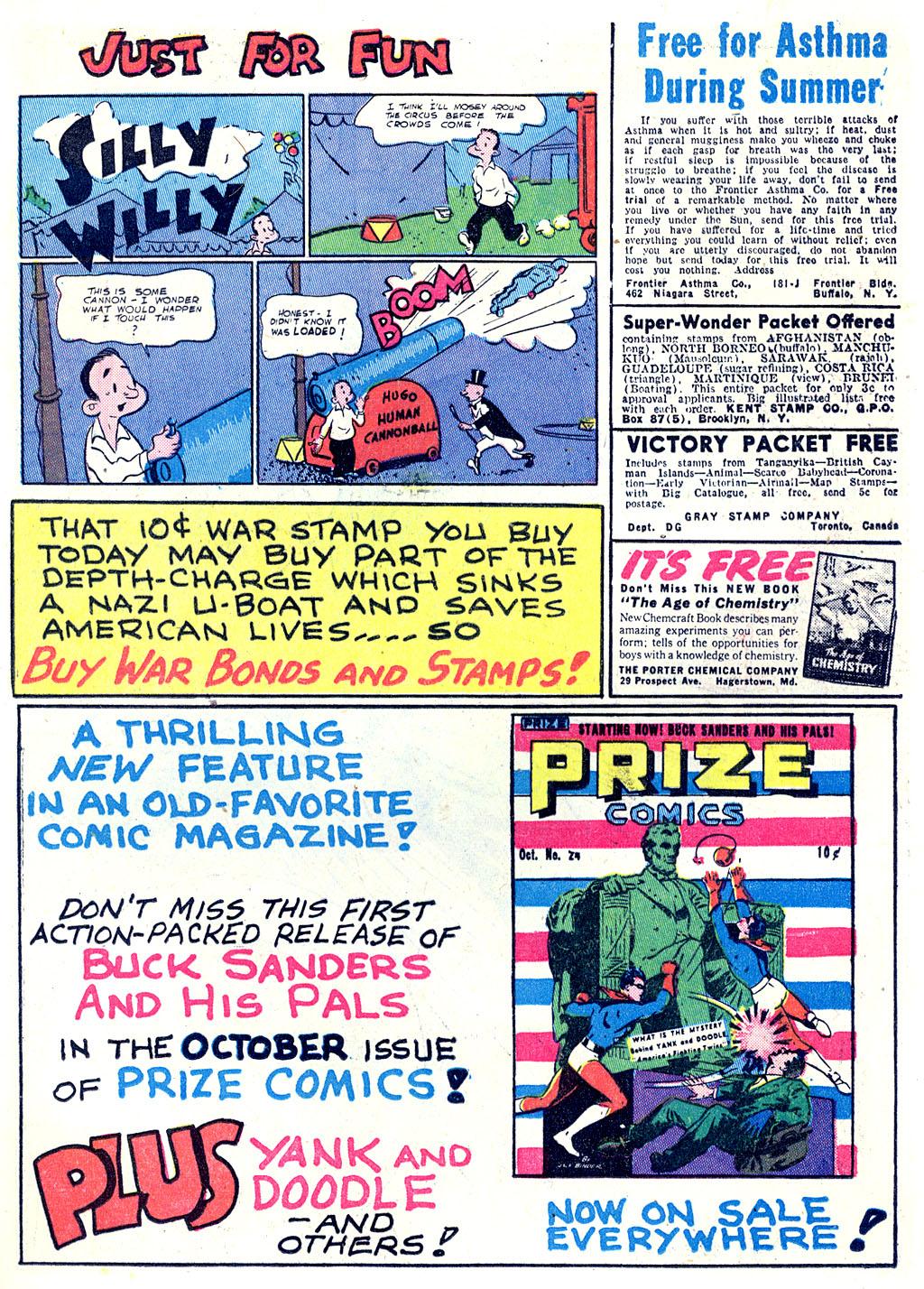Read online Detective Comics (1937) comic -  Issue #68 - 41