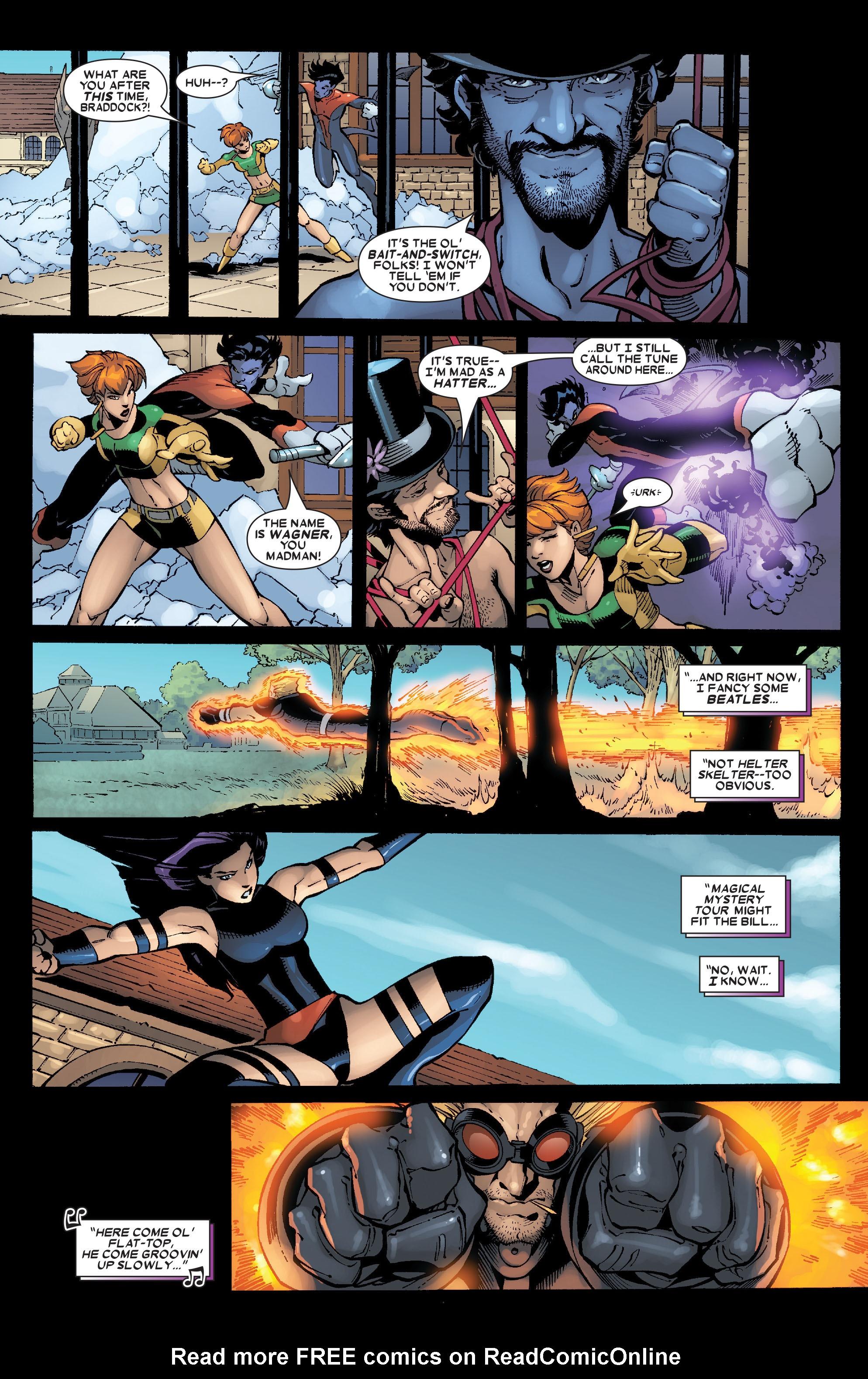 Read online Uncanny X-Men (1963) comic -  Issue #472 - 13
