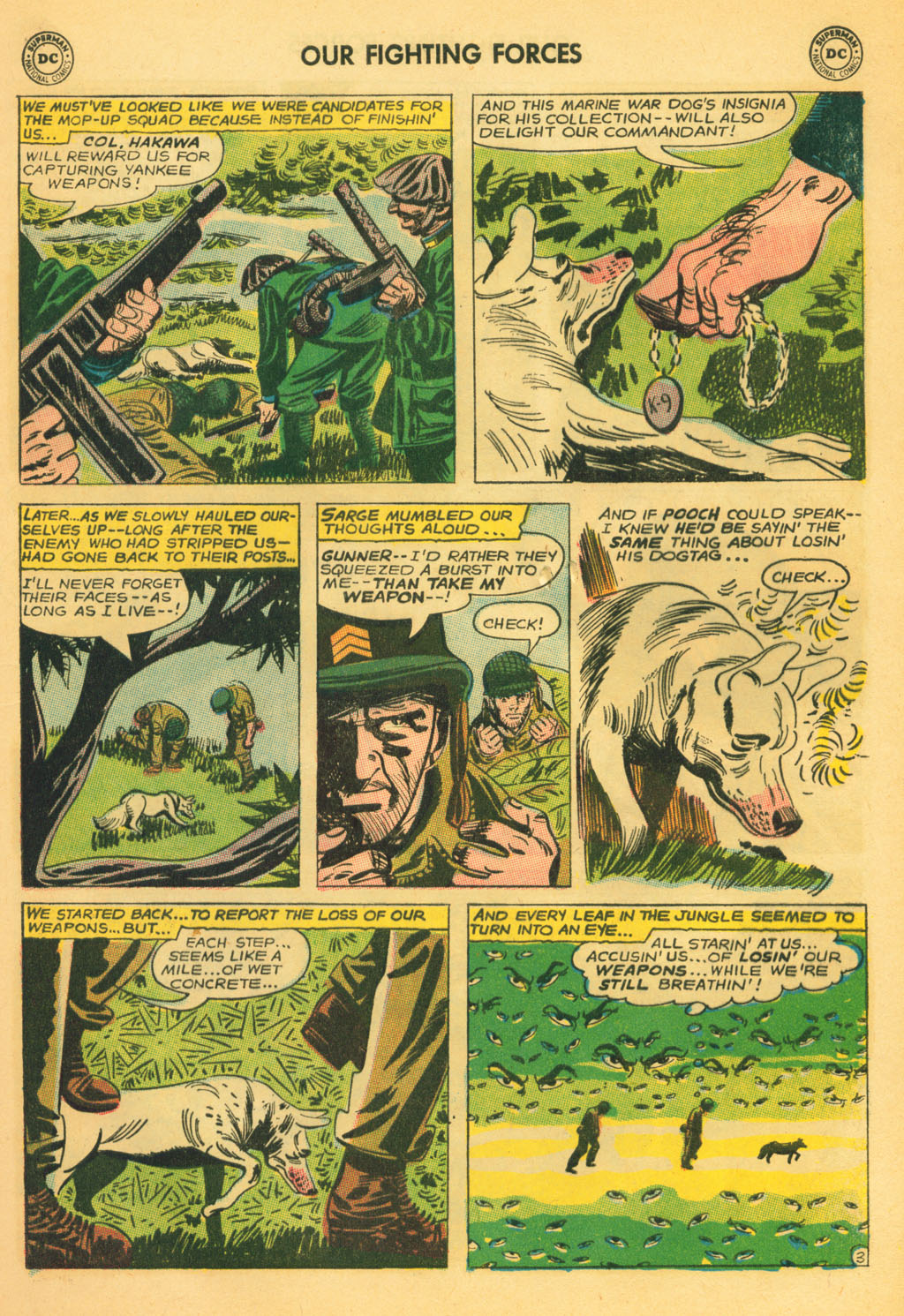 Our Fighting Forces (1954) issue 80 - Page 5