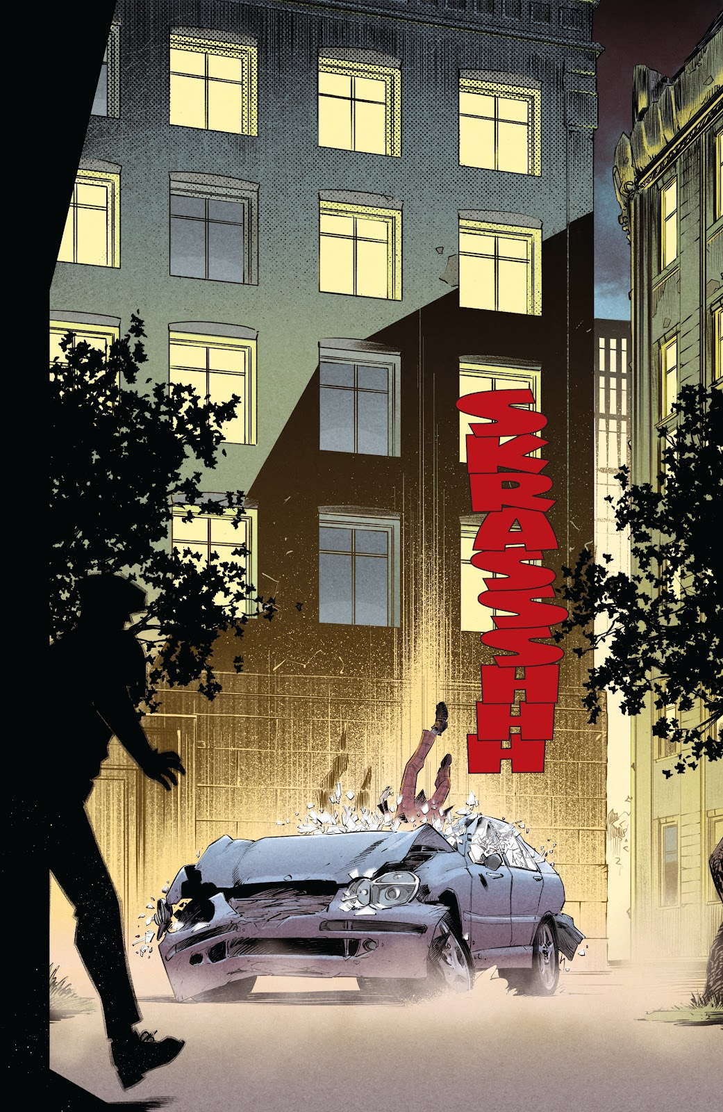 Read online Angel (2019) comic -  Issue #6 - 4