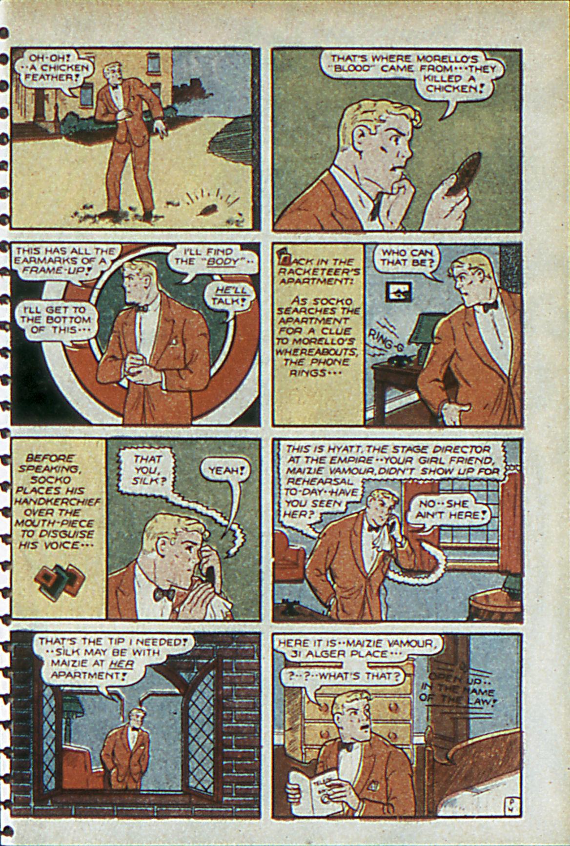 Read online Adventure Comics (1938) comic -  Issue #55 - 44