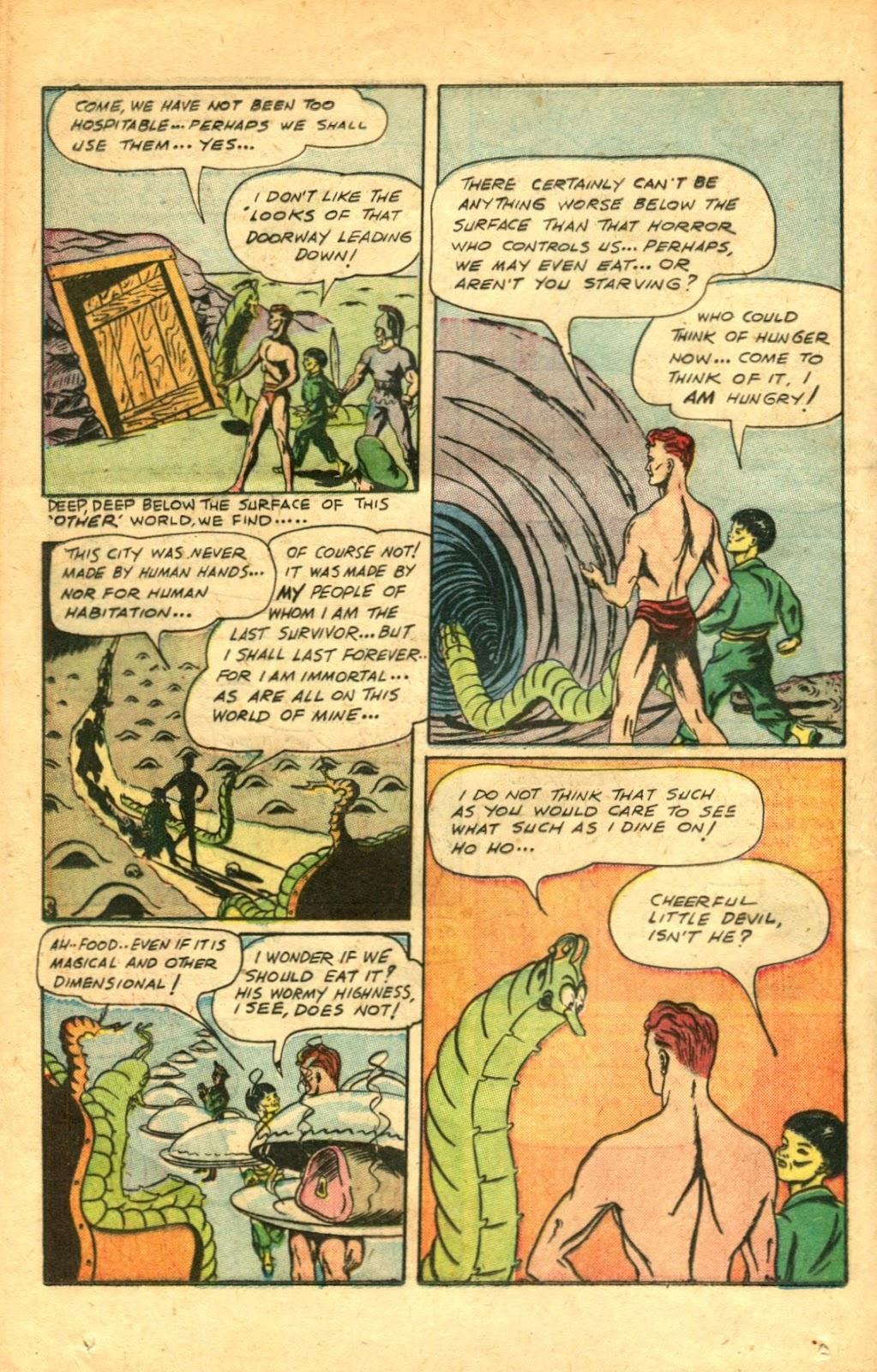 Read online Super-Magician Comics comic -  Issue #48 - 30