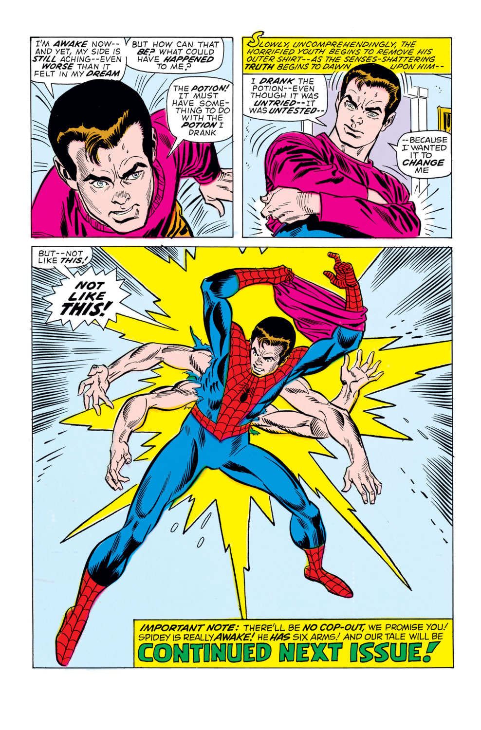 The Amazing Spider-Man (1963) 100 Page 19