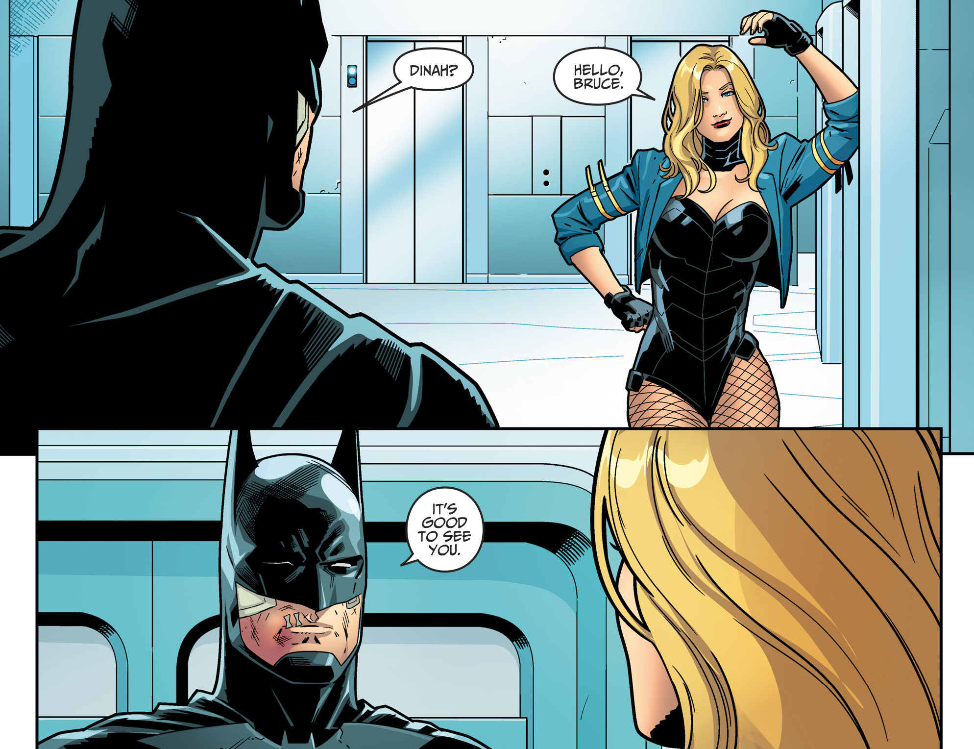 Read online Injustice 2 comic -  Issue #4 - 10