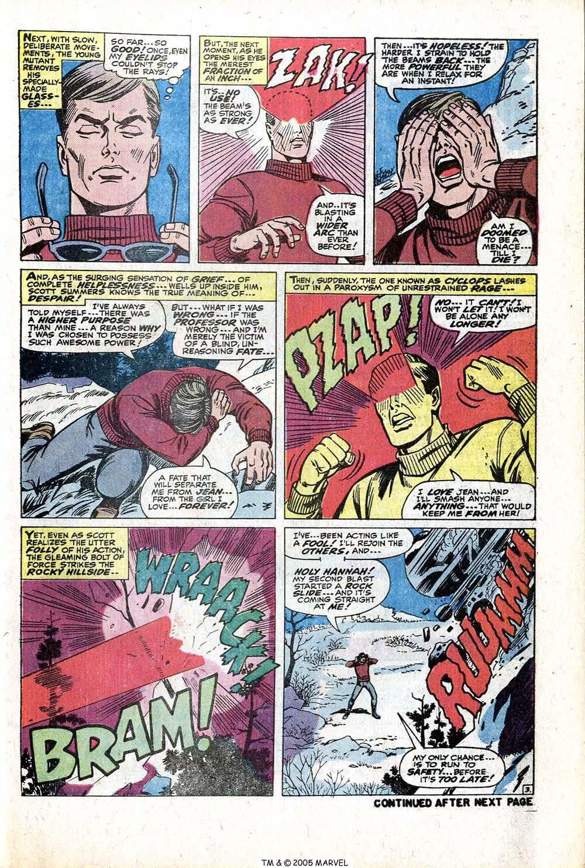 Read online Uncanny X-Men (1963) comic -  Issue #77 - 5