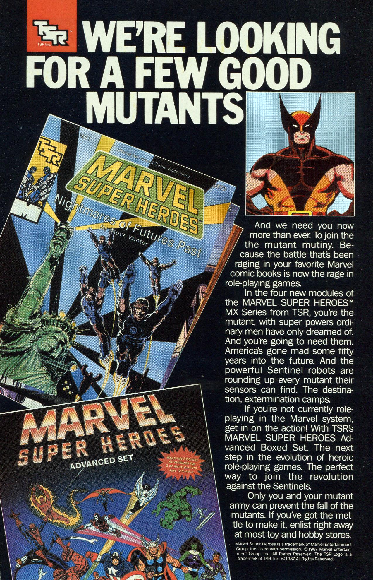Read online Alpha Flight (1983) comic -  Issue #56 - 35