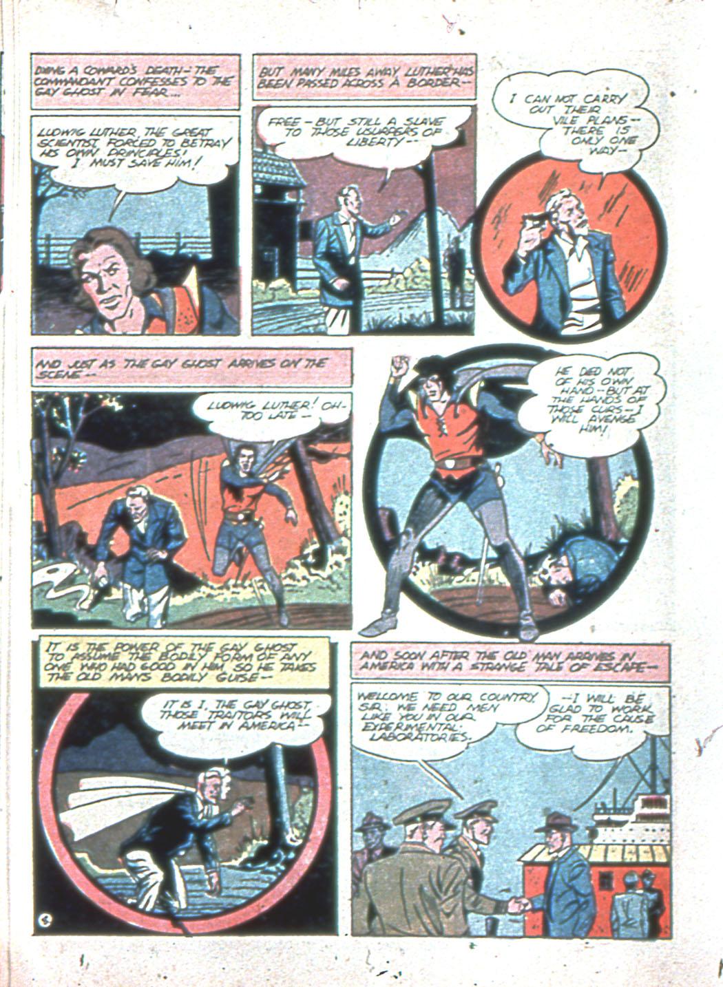Read online Sensation (Mystery) Comics comic -  Issue #6 - 44