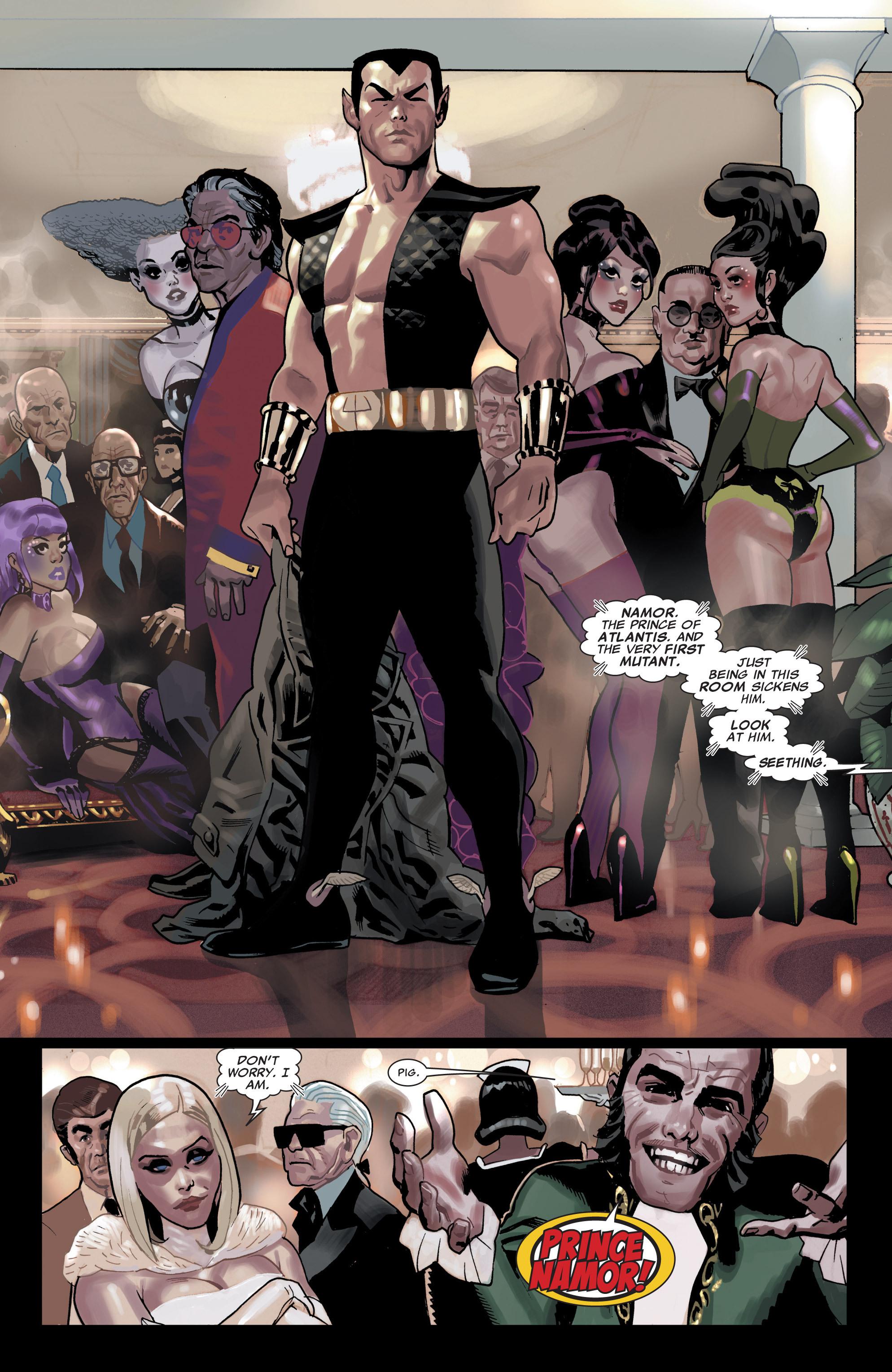 Read online Uncanny X-Men (1963) comic -  Issue # _Annual 2 (2009) - 10