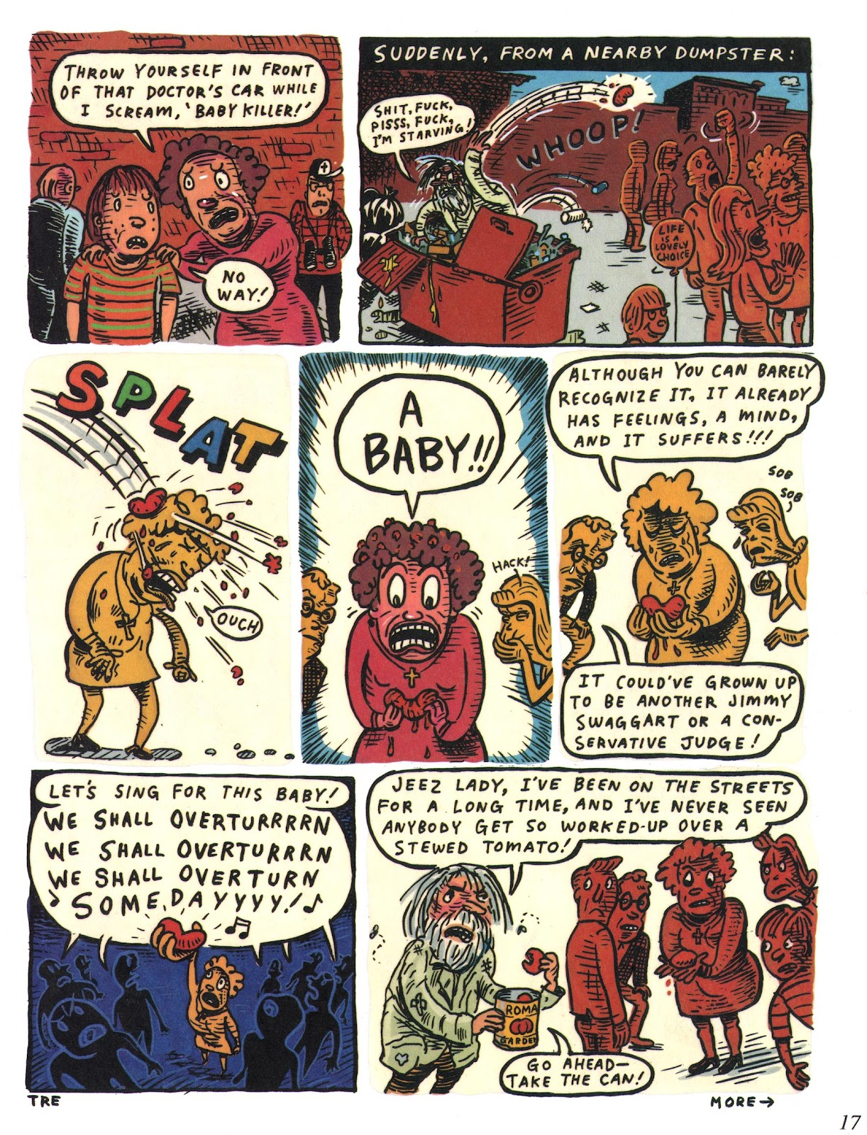 Drawn & Quarterly (1990) issue 7 - Page 19
