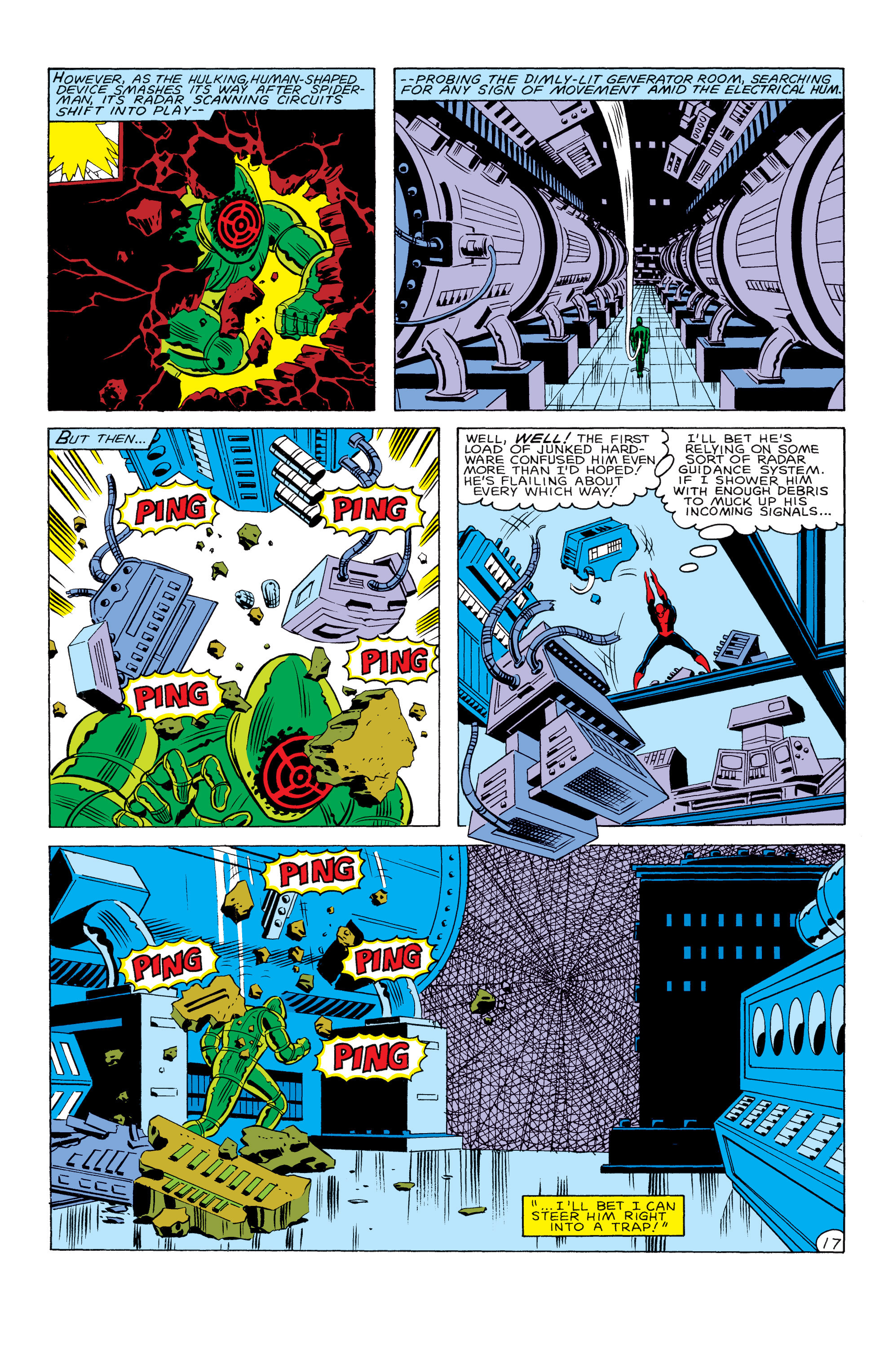 The Amazing Spider-Man (1963) 242 Page 17