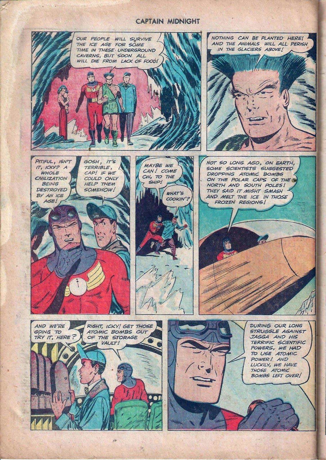 Captain Midnight (1942) issue 59 - Page 29