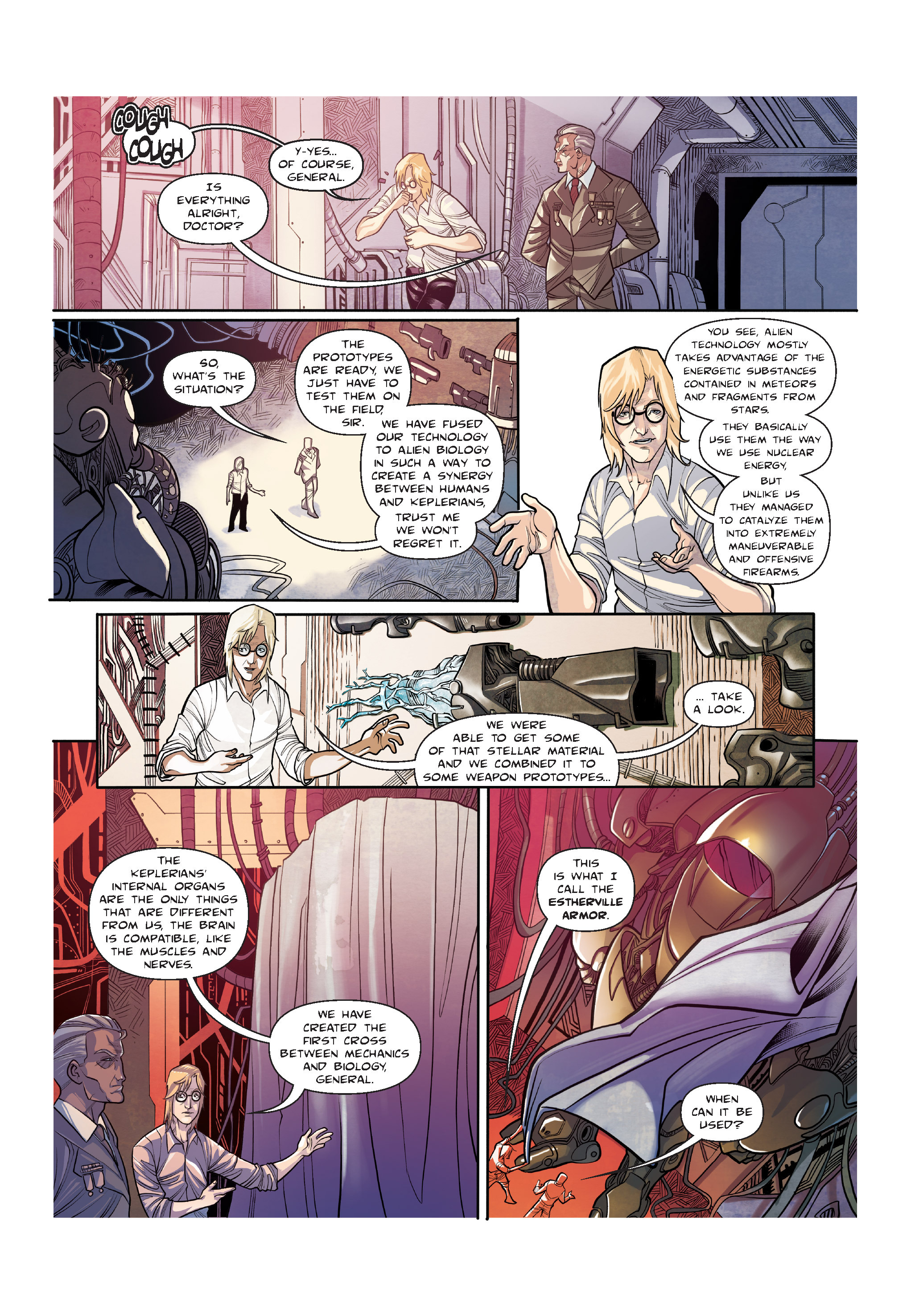 Read online The Shadow of a Terrible Thing comic -  Issue # TPB - 70
