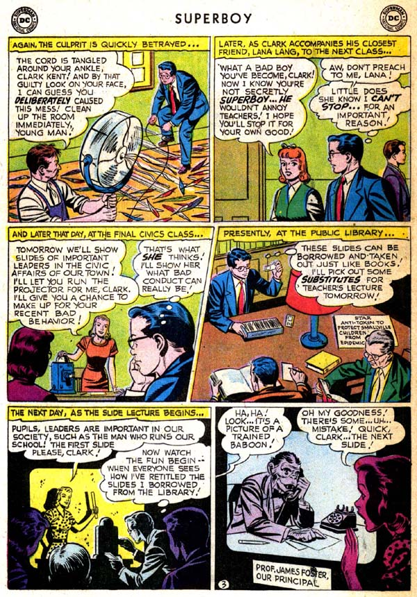 Superboy (1949) issue 71 - Page 13