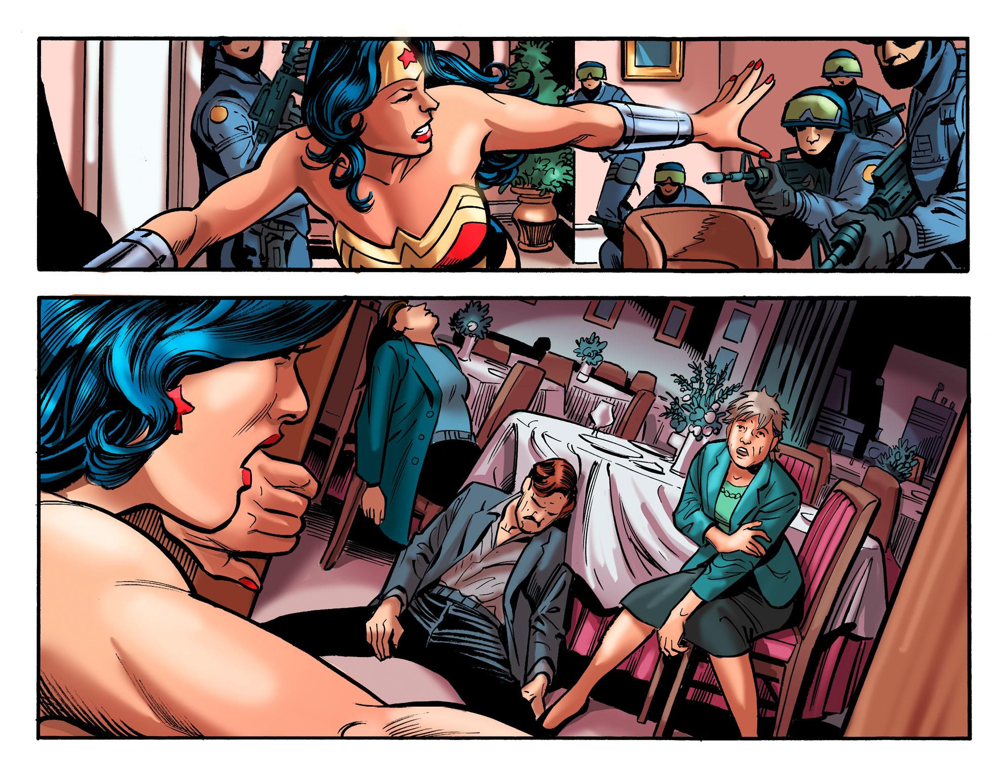 Read online Sensation Comics Featuring Wonder Woman comic -  Issue #41 - 11