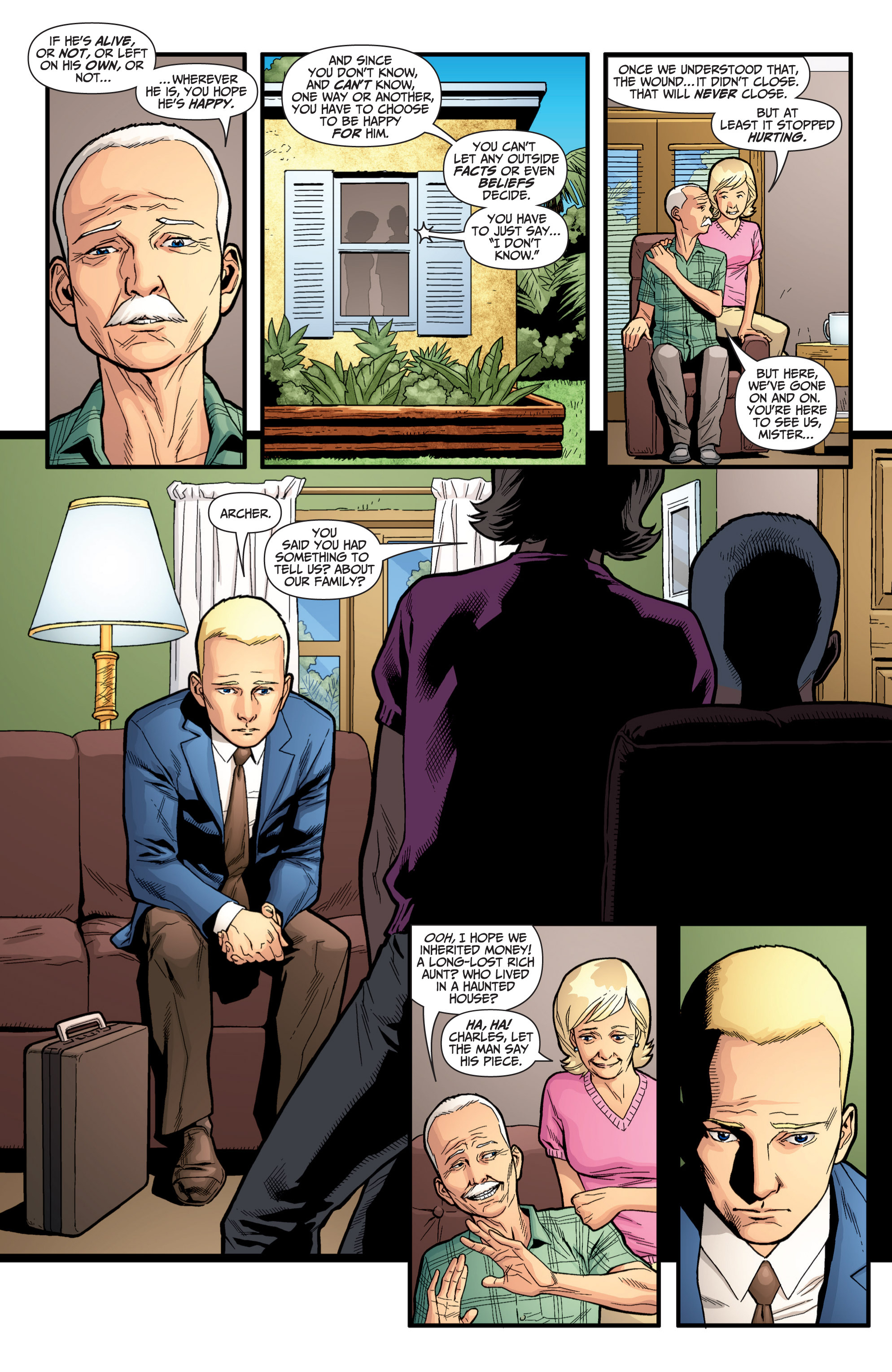 Read online Archer and Armstrong comic -  Issue #Archer and Armstrong _TPB 6 - 96