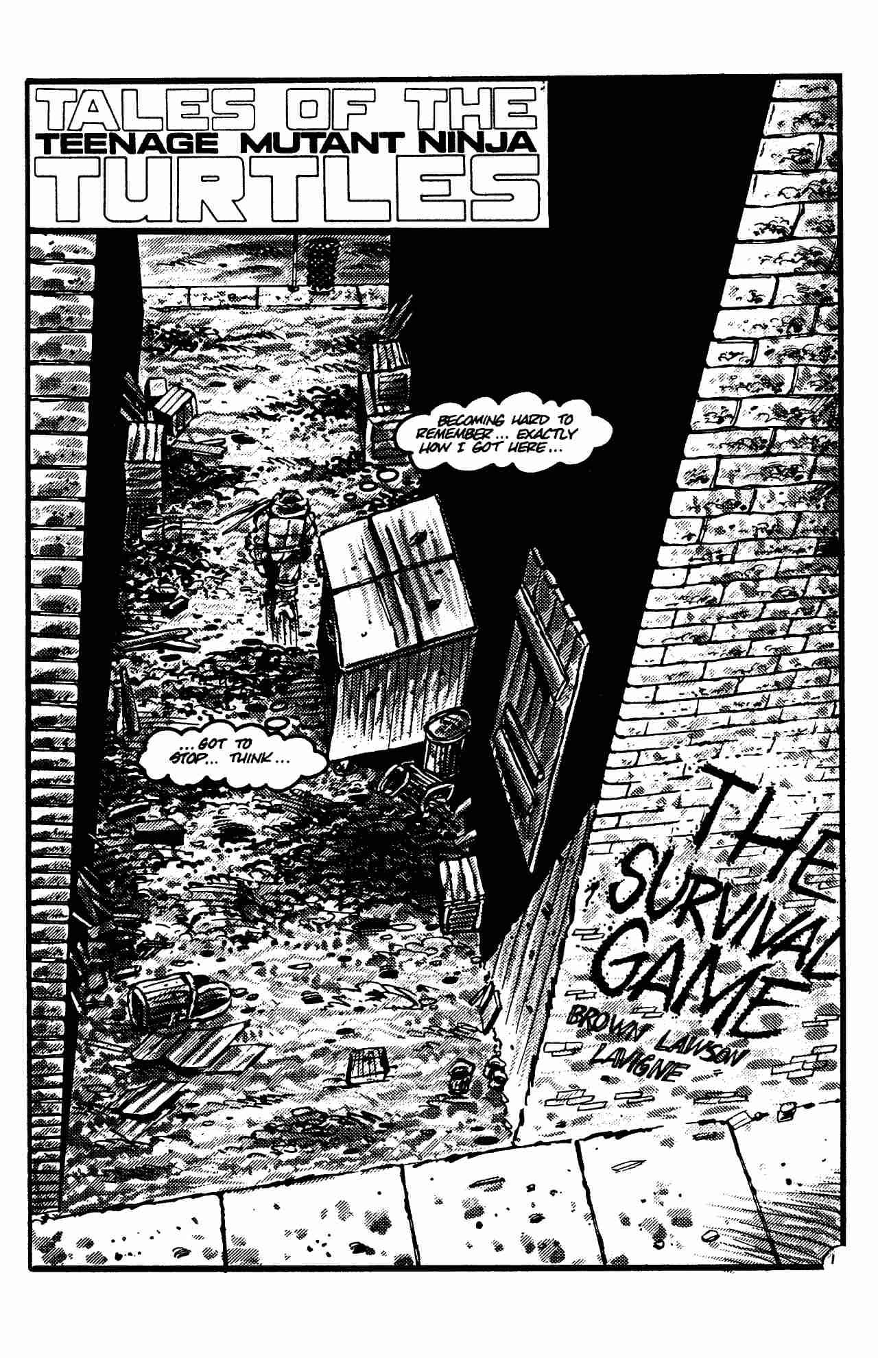 Read online Shell Shock comic -  Issue # Full - 154