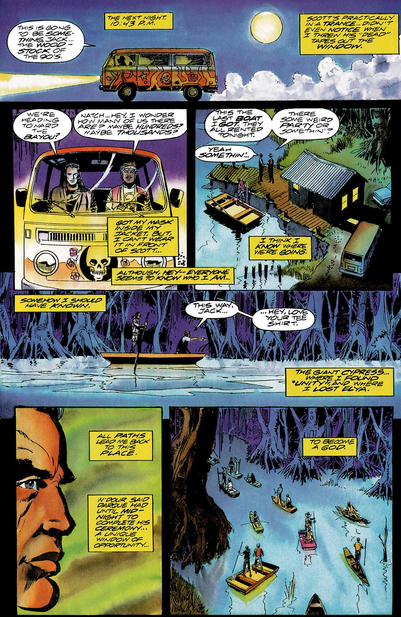 Read online Shadowman (1992) comic -  Issue #12 - 14