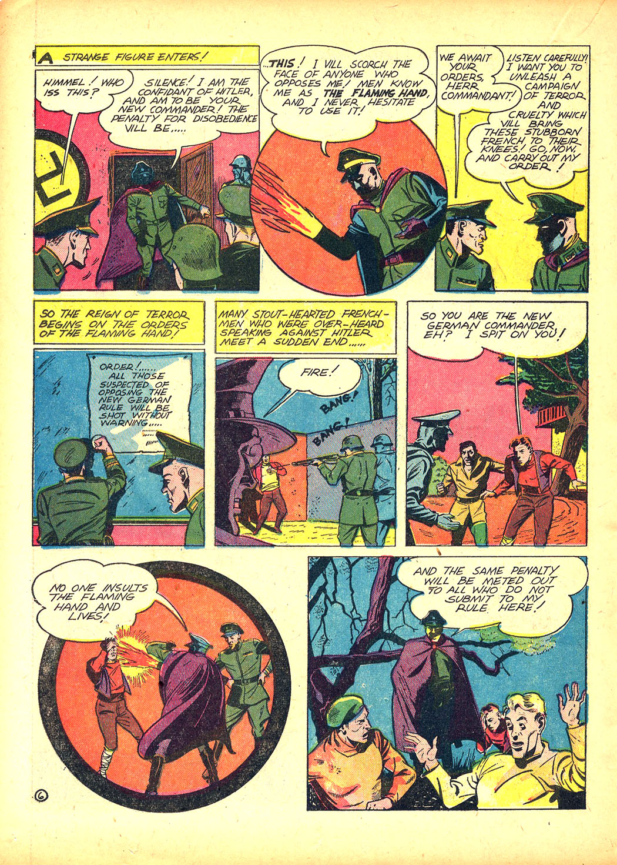 Read online Sensation (Mystery) Comics comic -  Issue #5 - 42