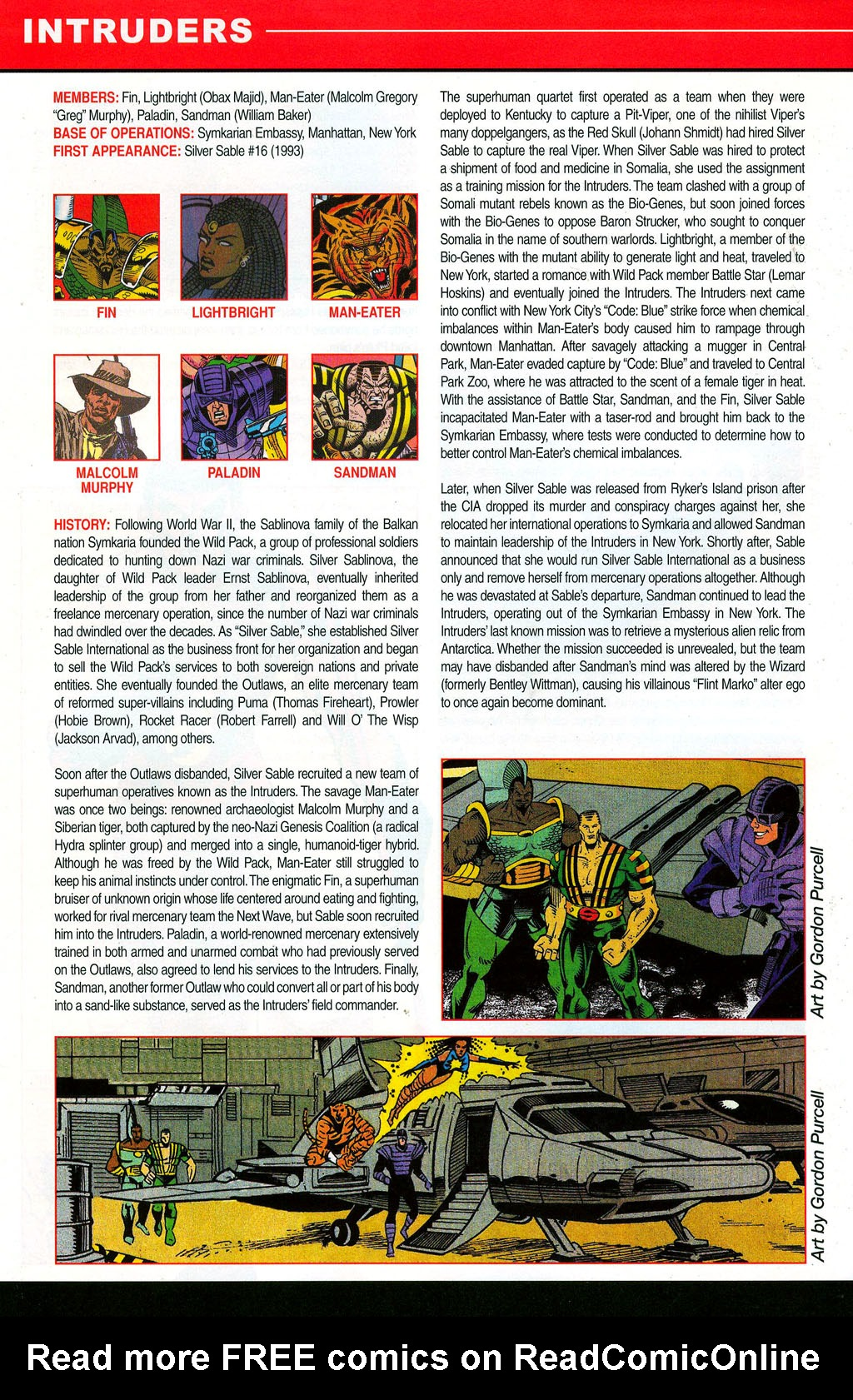 Read online All-New Official Handbook of the Marvel Universe A to Z: Update comic -  Issue #3 - 24