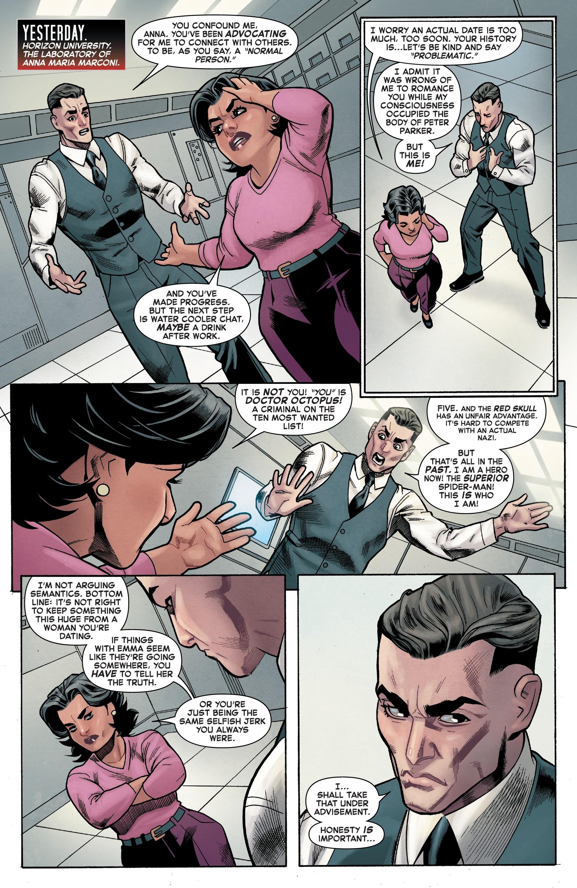 Superior Spider-Man (2019) issue 5 - Page 4