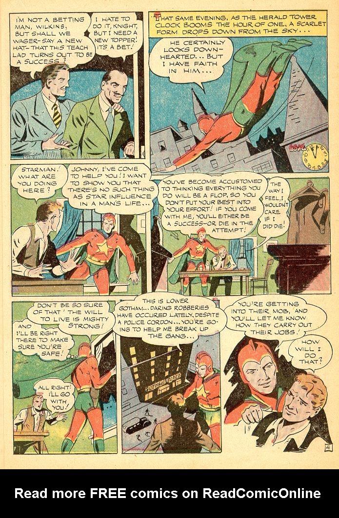 Read online Adventure Comics (1938) comic -  Issue #91 - 33
