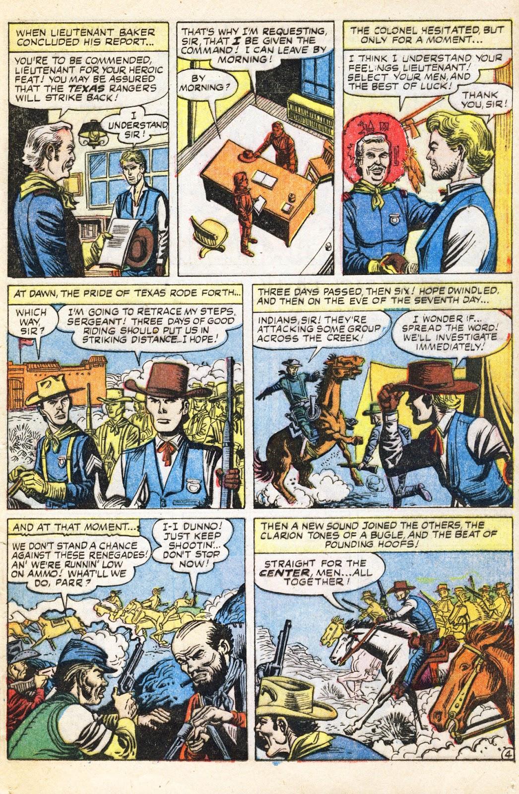 Gunsmoke Western issue 38 - Page 13