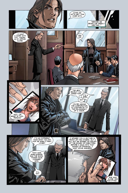 Read online Amazing Fantasy (2004) comic -  Issue #3 - 4