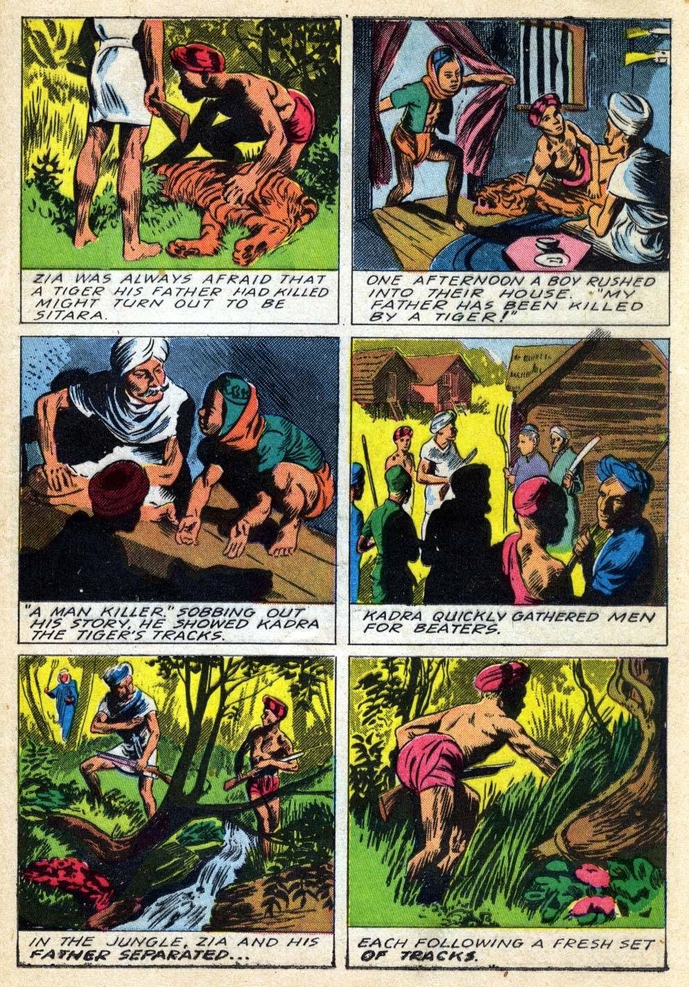 Read online Animal Comics comic -  Issue #22 - 37