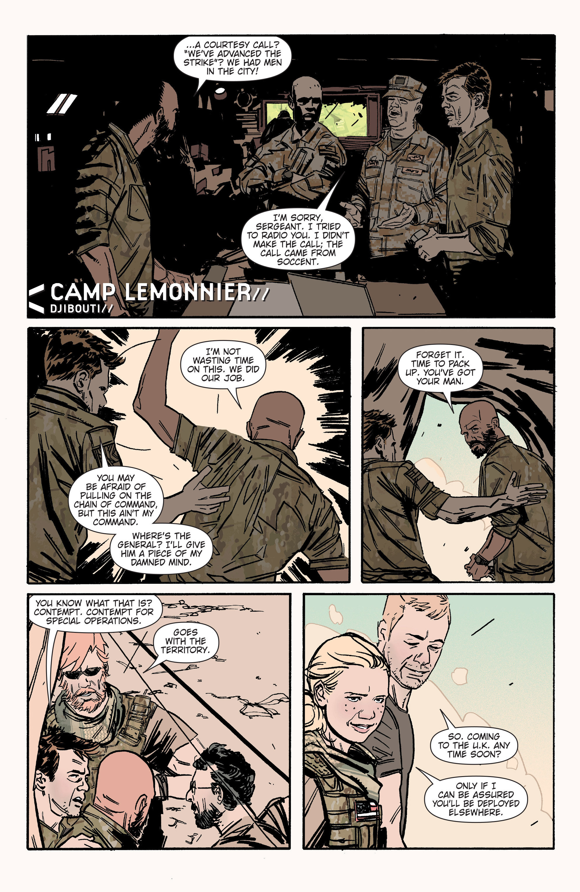 Read online The Activity comic -  Issue #9 - 22