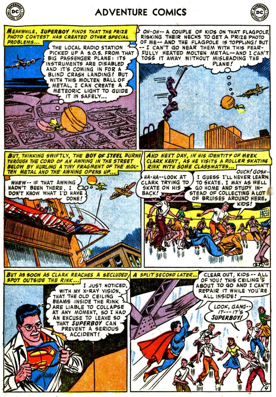Read online Adventure Comics (1938) comic -  Issue #184 - 6