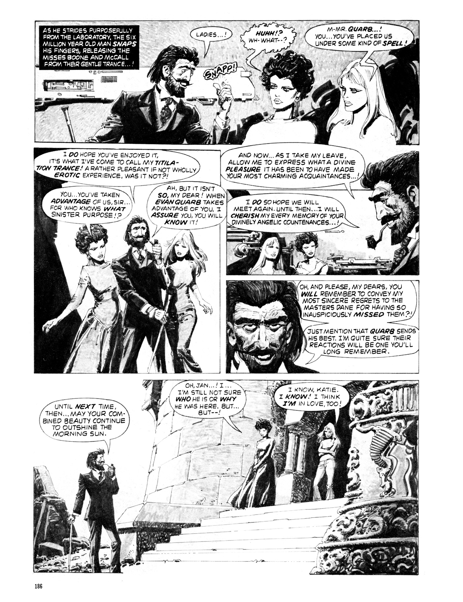 Read online Eerie Archives comic -  Issue # TPB 20 - 186
