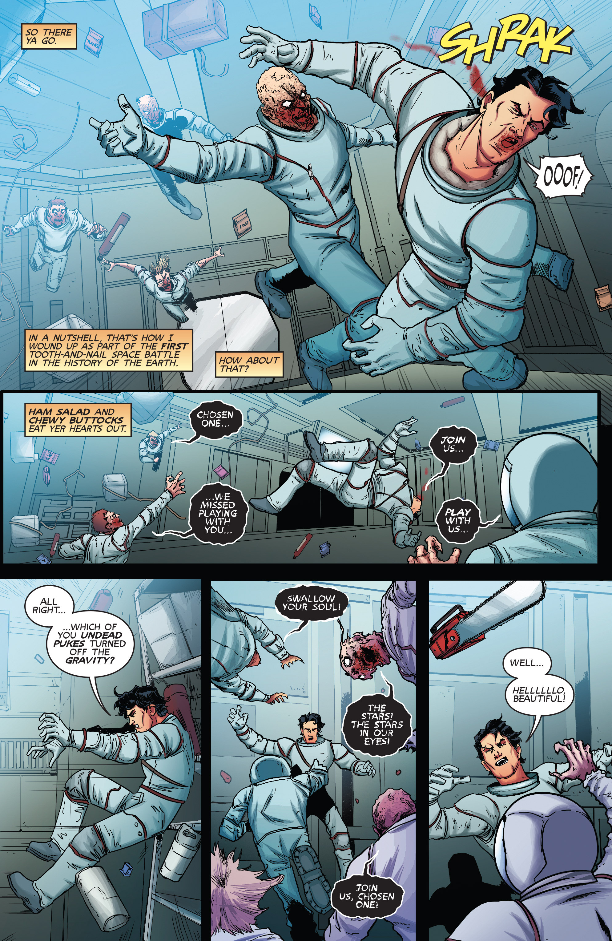 Read online Army of Darkness (2014) comic -  Issue #1 - 11