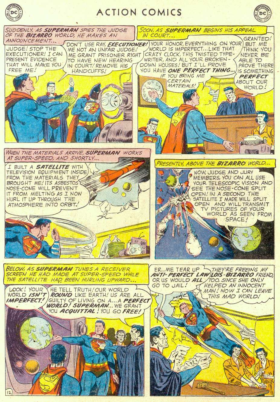 Read online Action Comics (1938) comic -  Issue #264 - 14