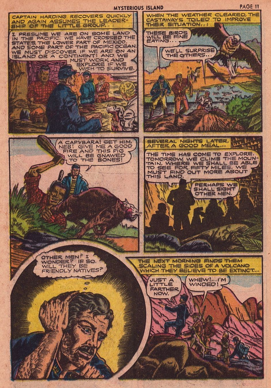 Classics Illustrated issue 34 - Page 11