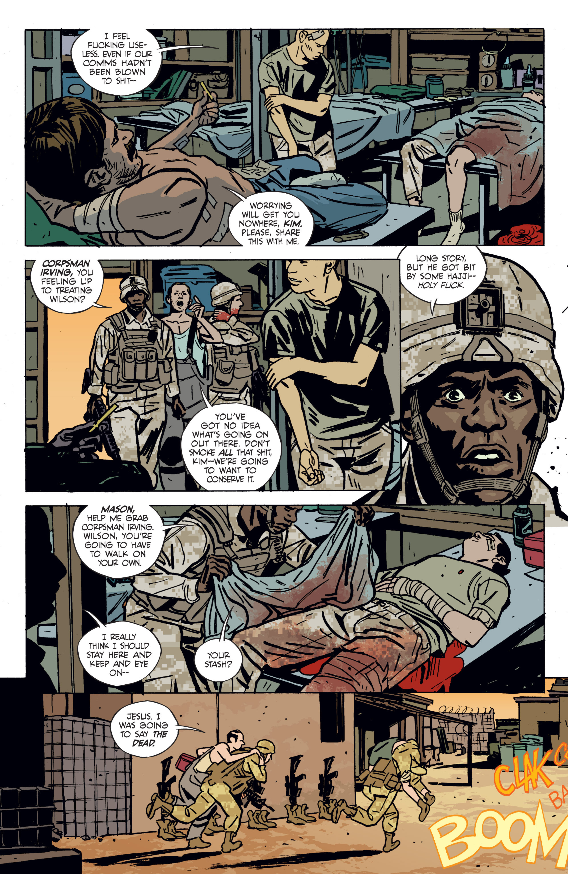 Read online Graveyard of Empires comic -  Issue # TPB - 54