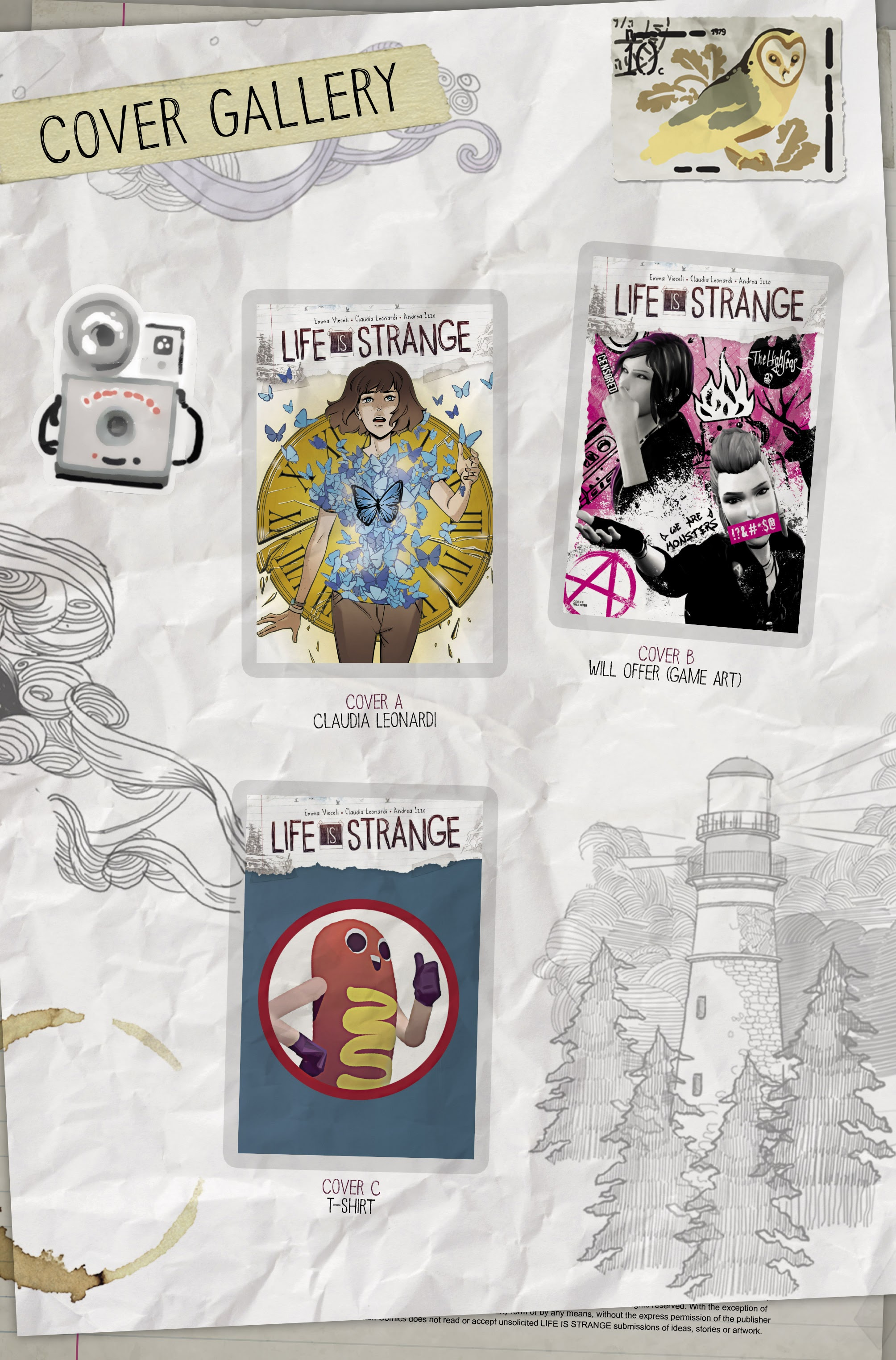 Life is Strange 11  #11 - English 29