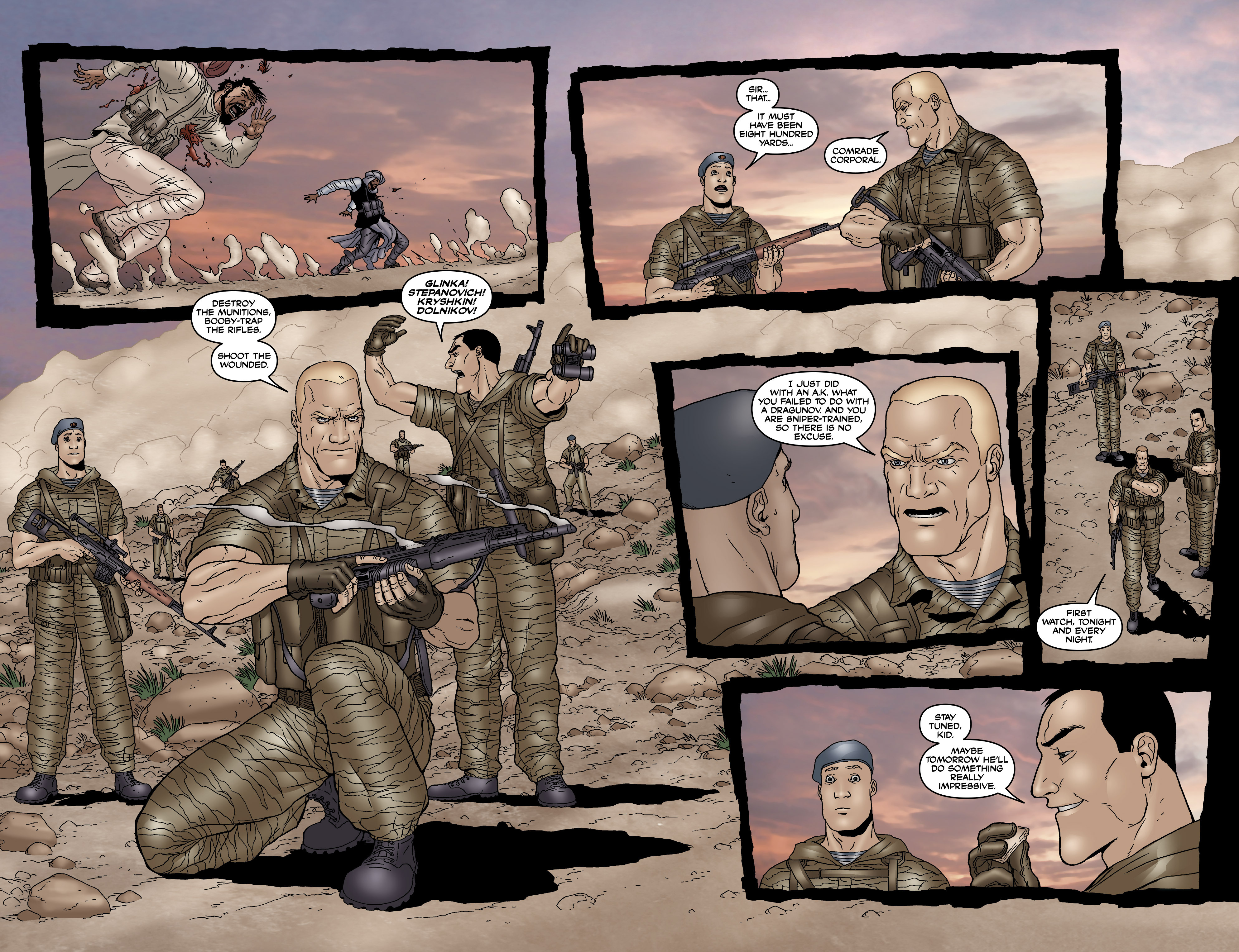 Read online 303 comic -  Issue #6 - 14