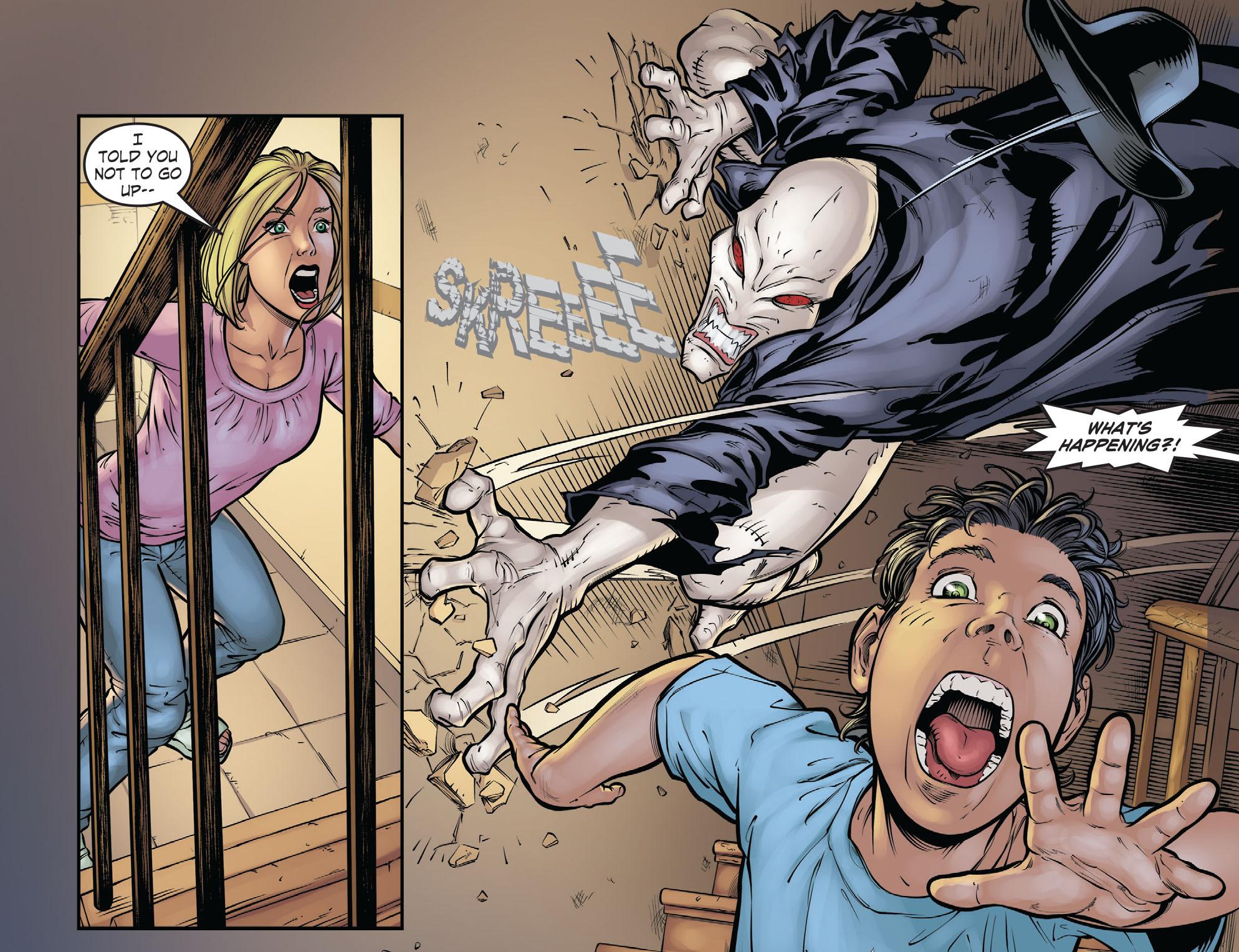 Read online Smallville: Season 11 comic -  Issue #32 - 17