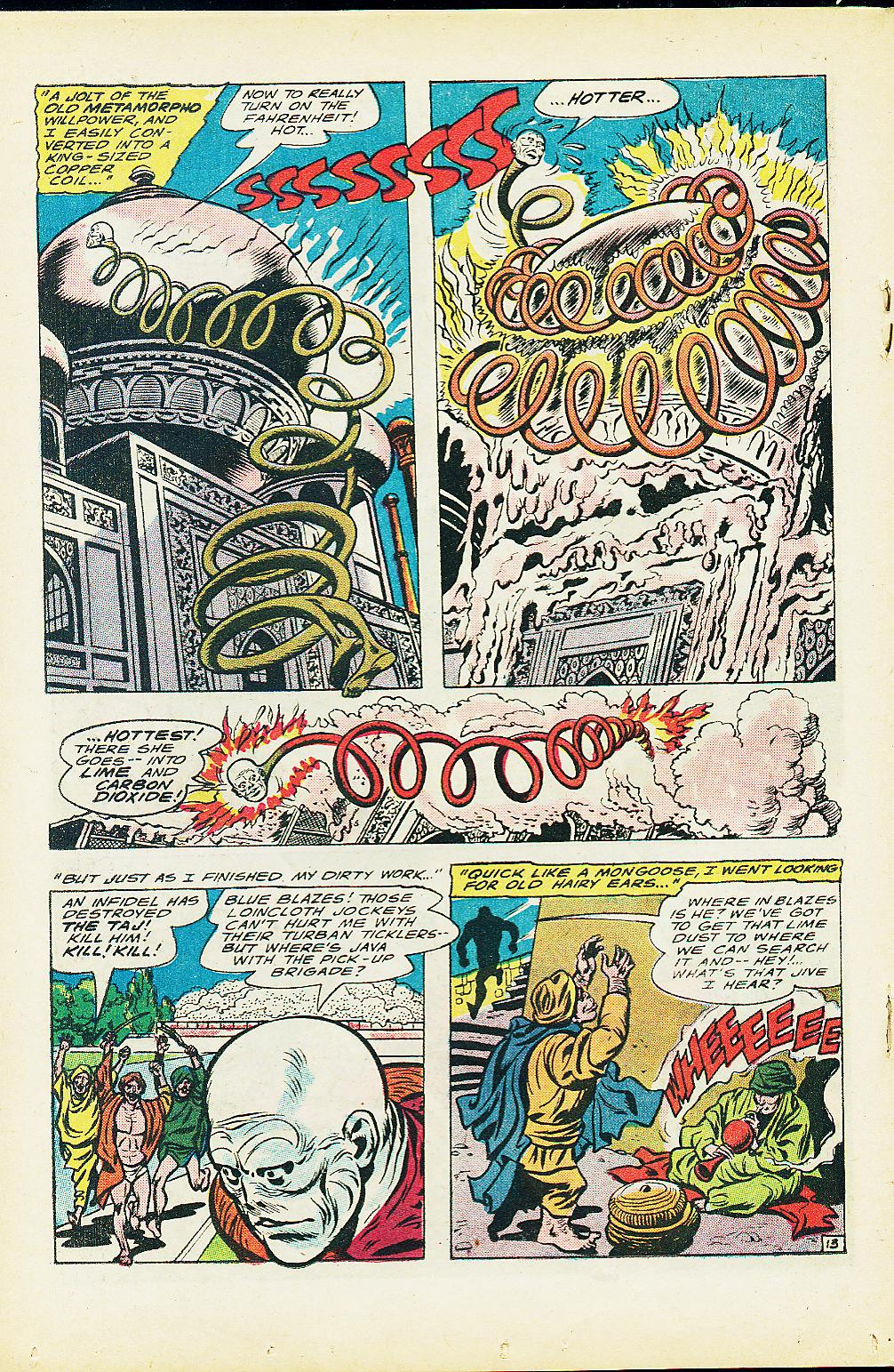 Metamorpho (1965) issue 6 - Page 18