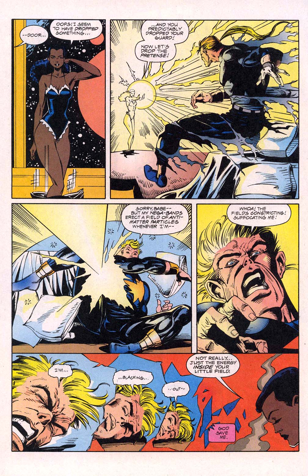 Avengers Unplugged issue 5 - Page 11