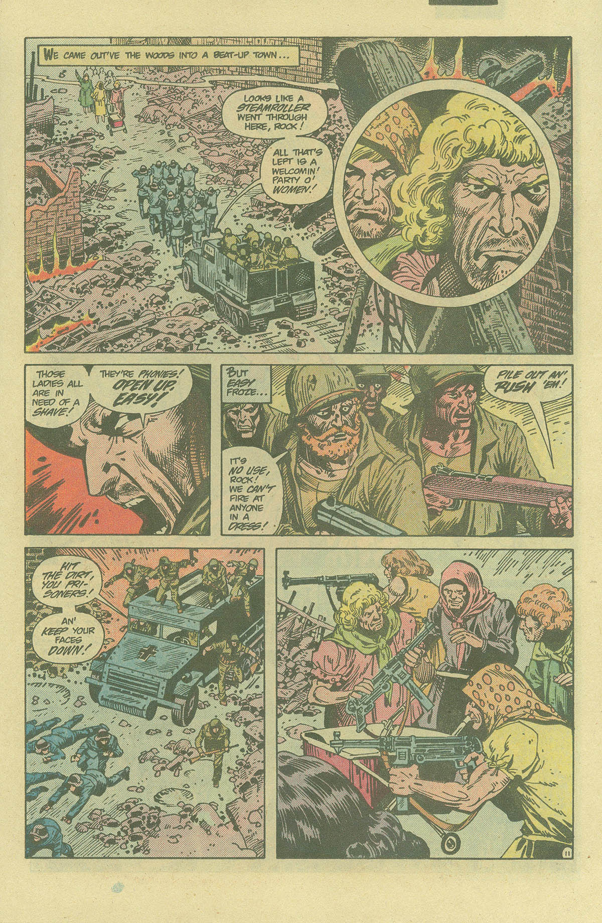 Read online Sgt. Rock comic -  Issue #394 - 14