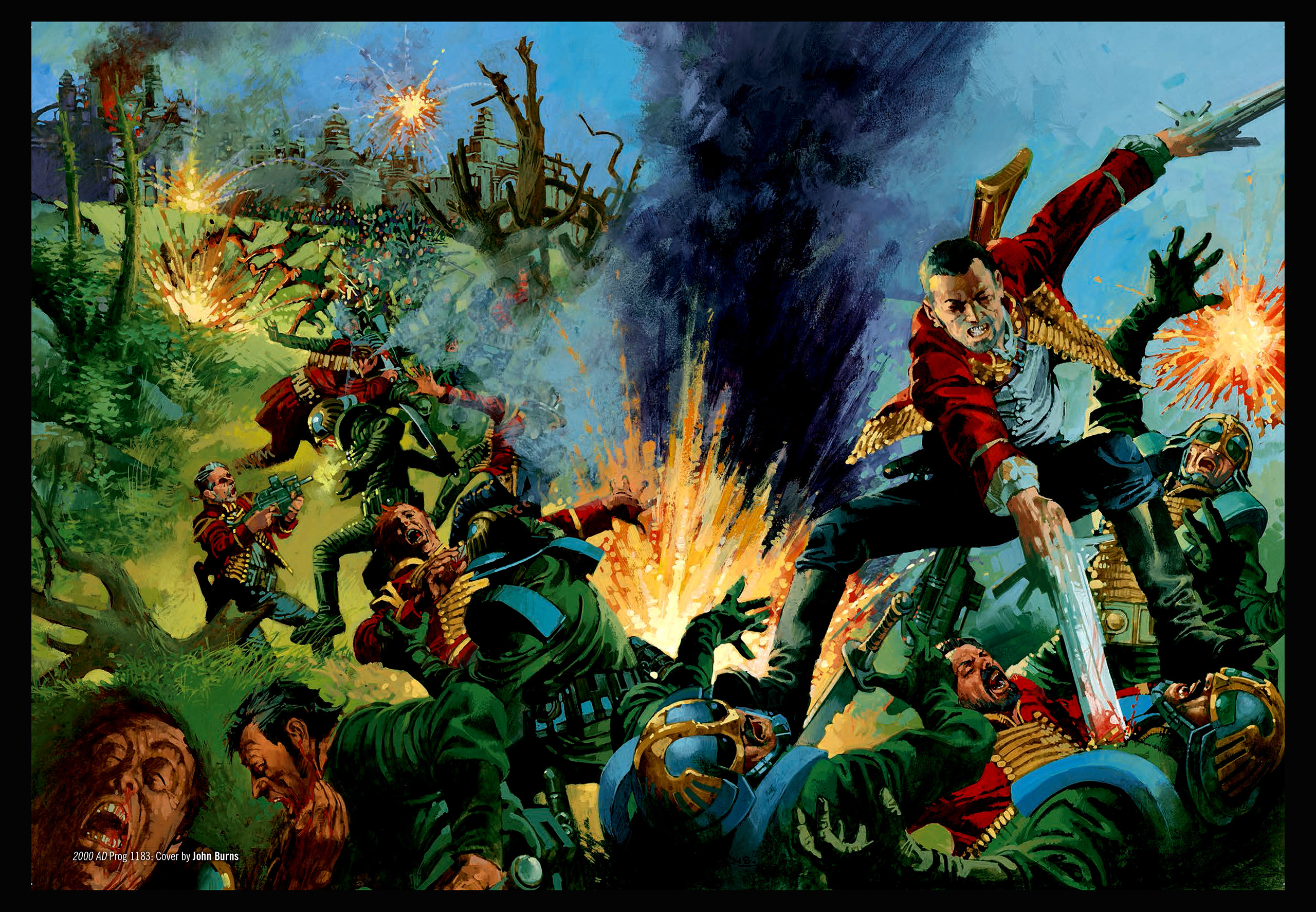 Read online Nikolai Dante comic -  Issue # TPB 4 - 151