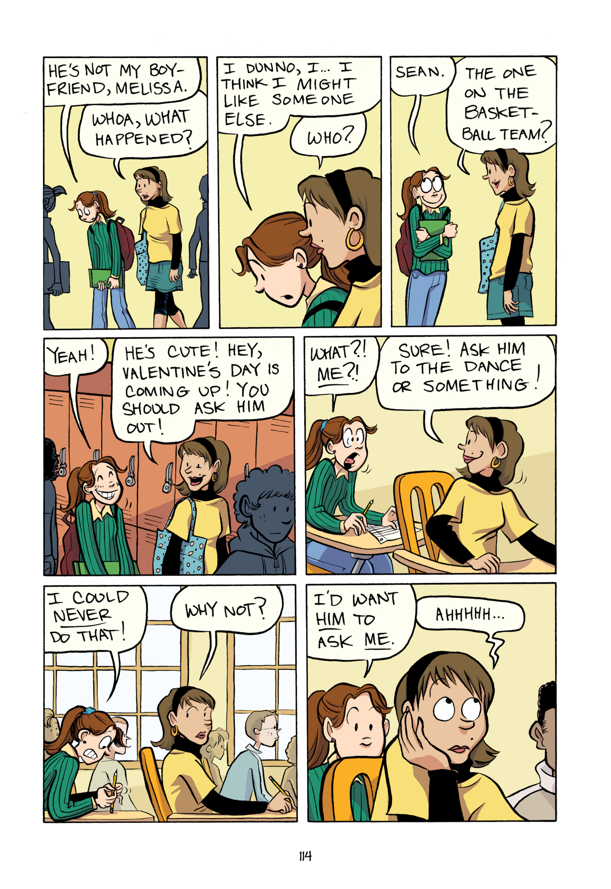 Read online Smile comic -  Issue # TPB - 120