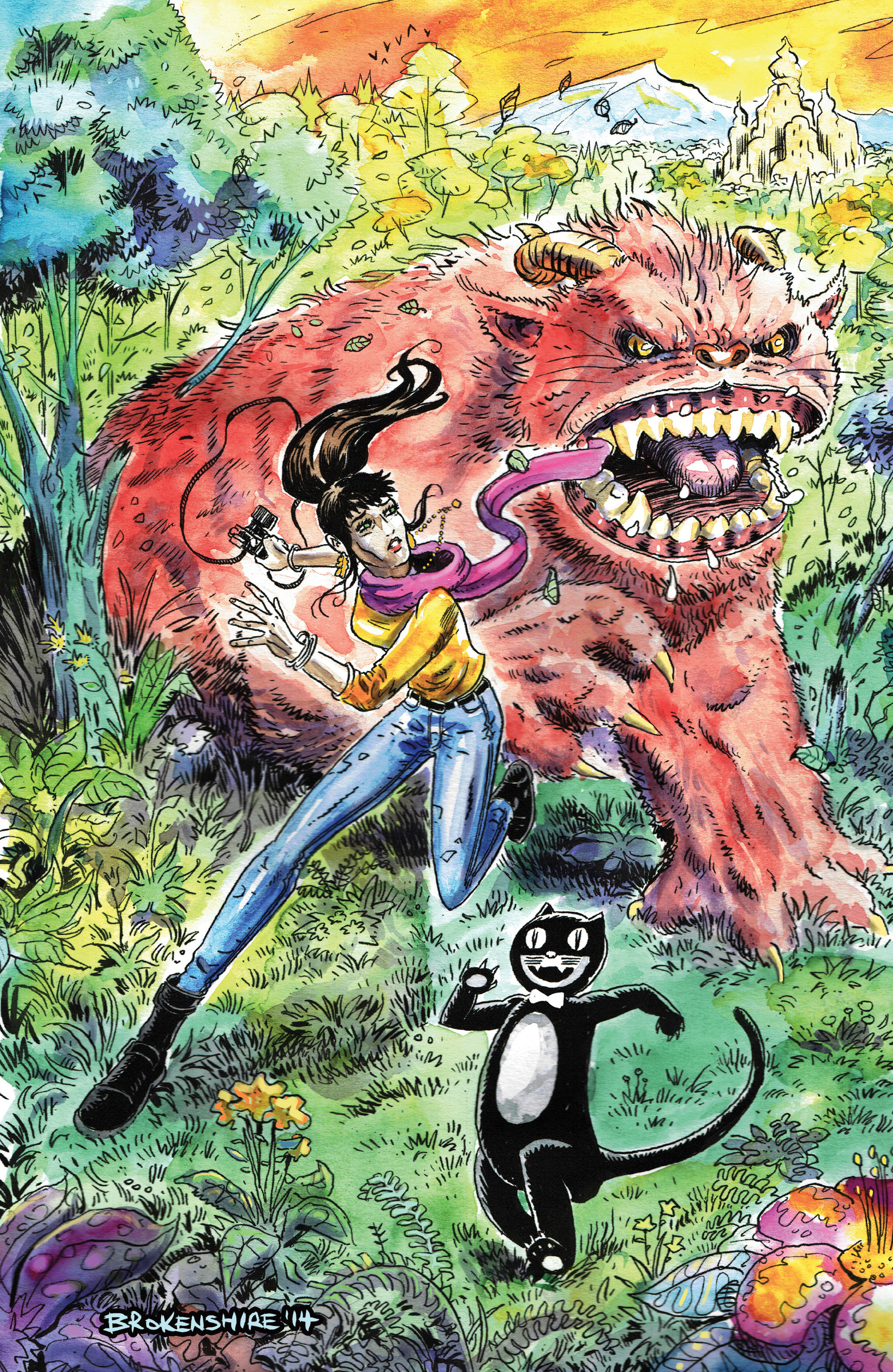 Read online Shutter comic -  Issue #14 - 27